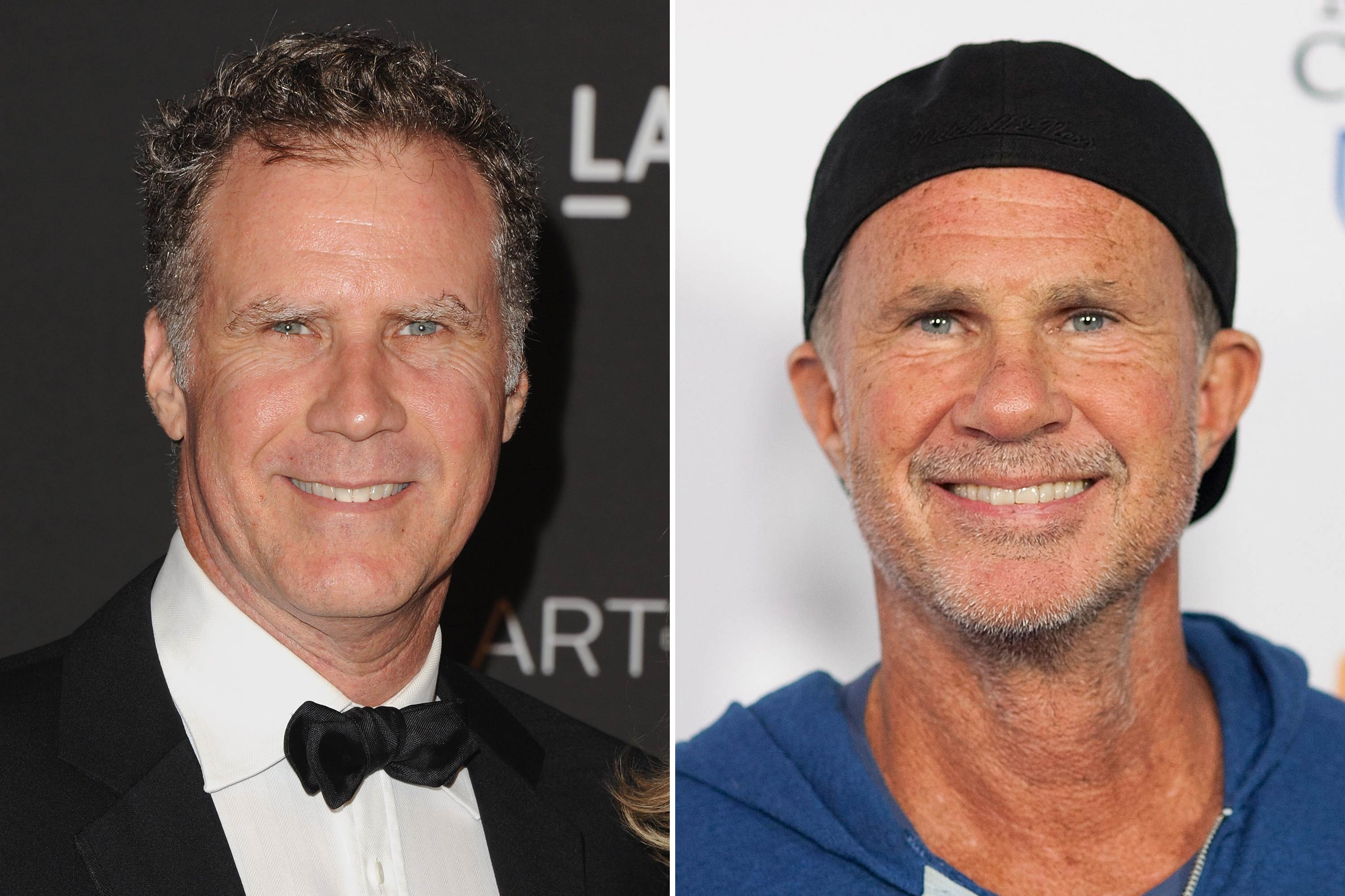 <strong>Will Ferrell &amp; Chad Smith</strong>