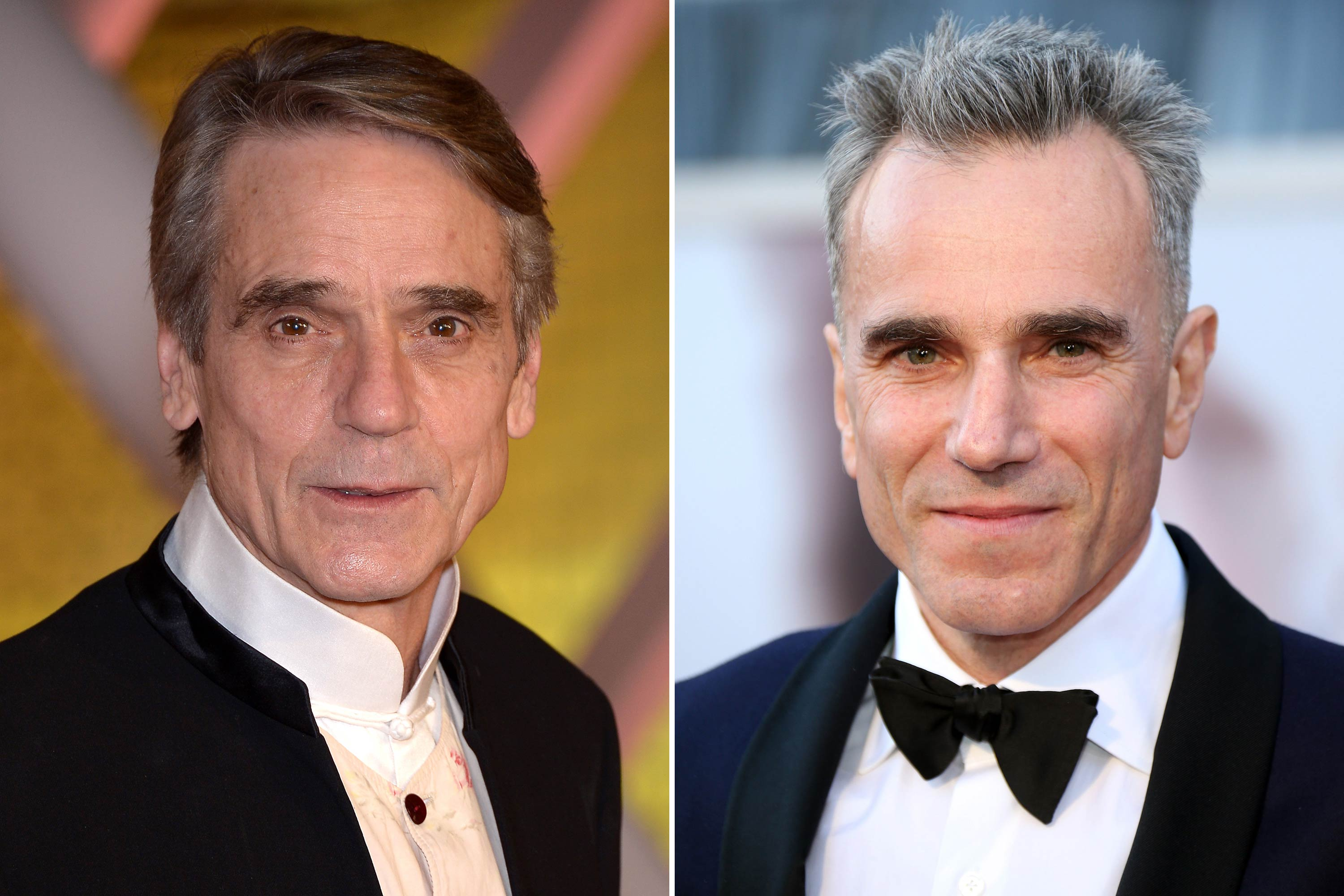 <strong>Jeremy Irons &amp; Daniel Day-Lewis</strong>