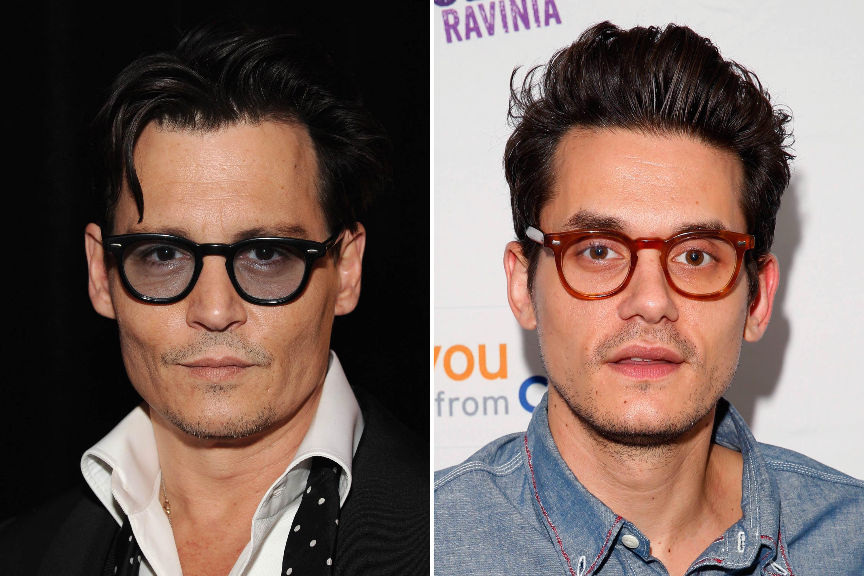 <strong>Johnny Depp &amp; John Mayer </strong>