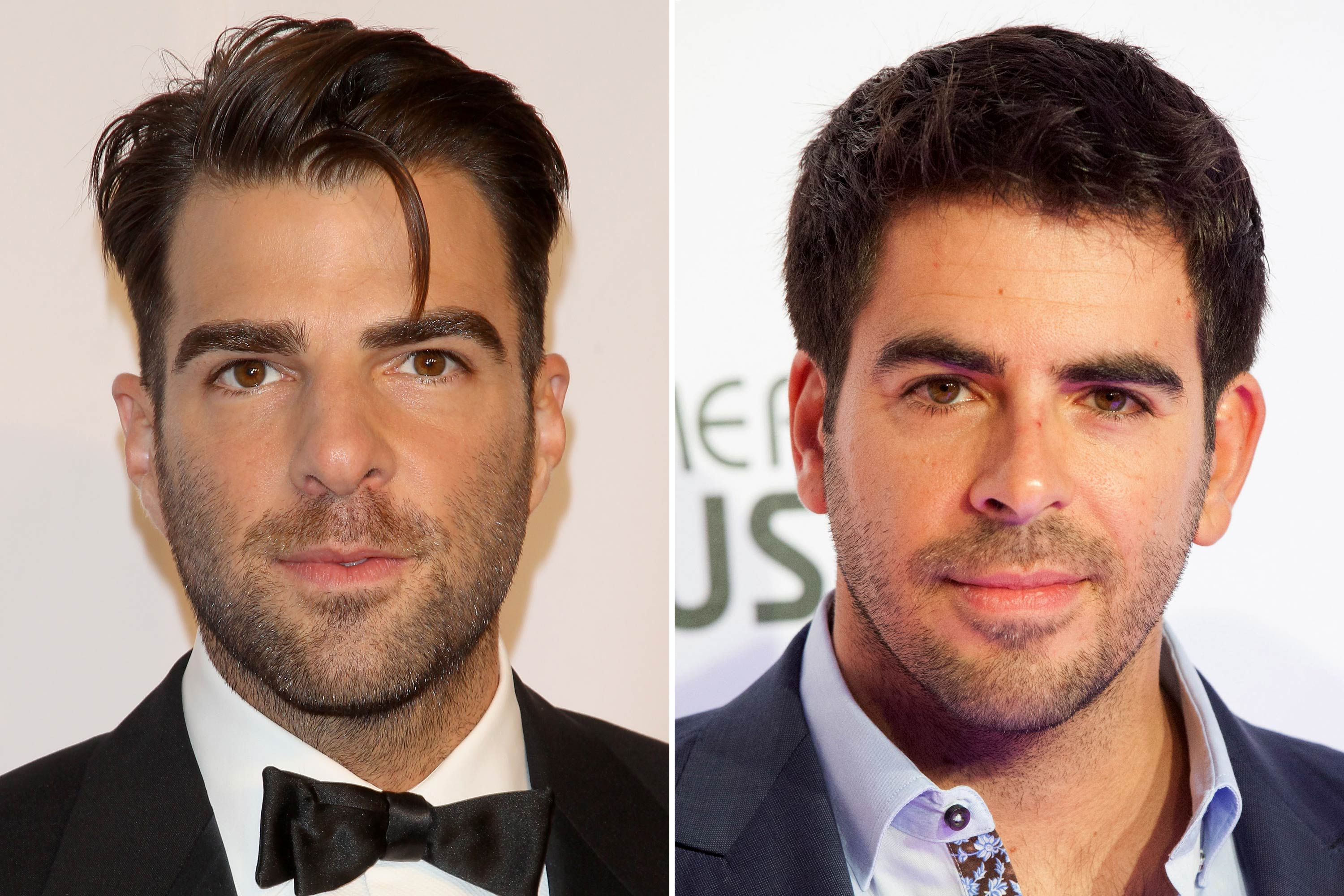 <strong>Zachary Quinto &amp; Eli Roth</strong>