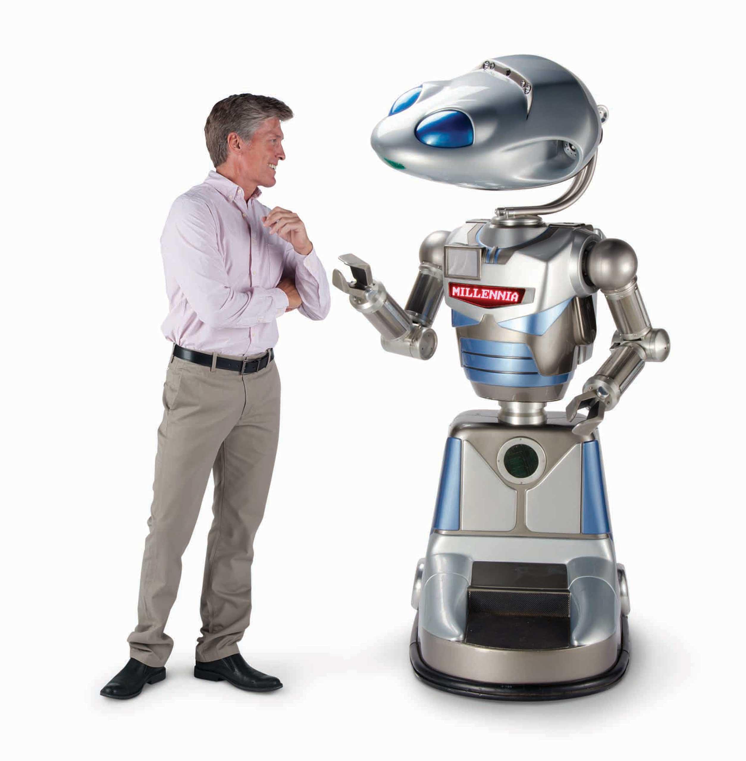 The Celebrity Robotic Avatar