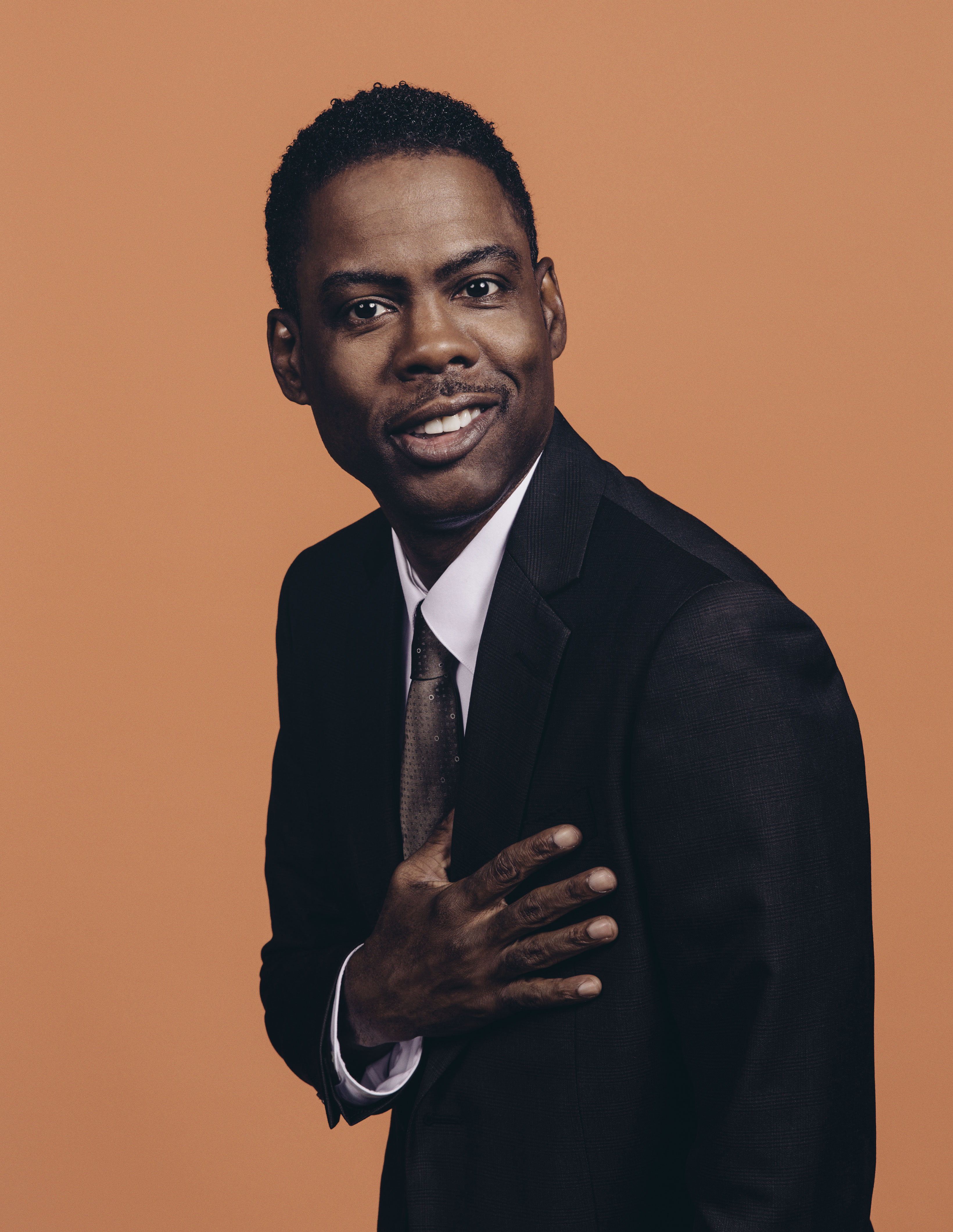 Chris Rock. From  Will The Real Chris Rock Please Stand Up?  Dec. 1 / Dec. 8, 2014 issue.