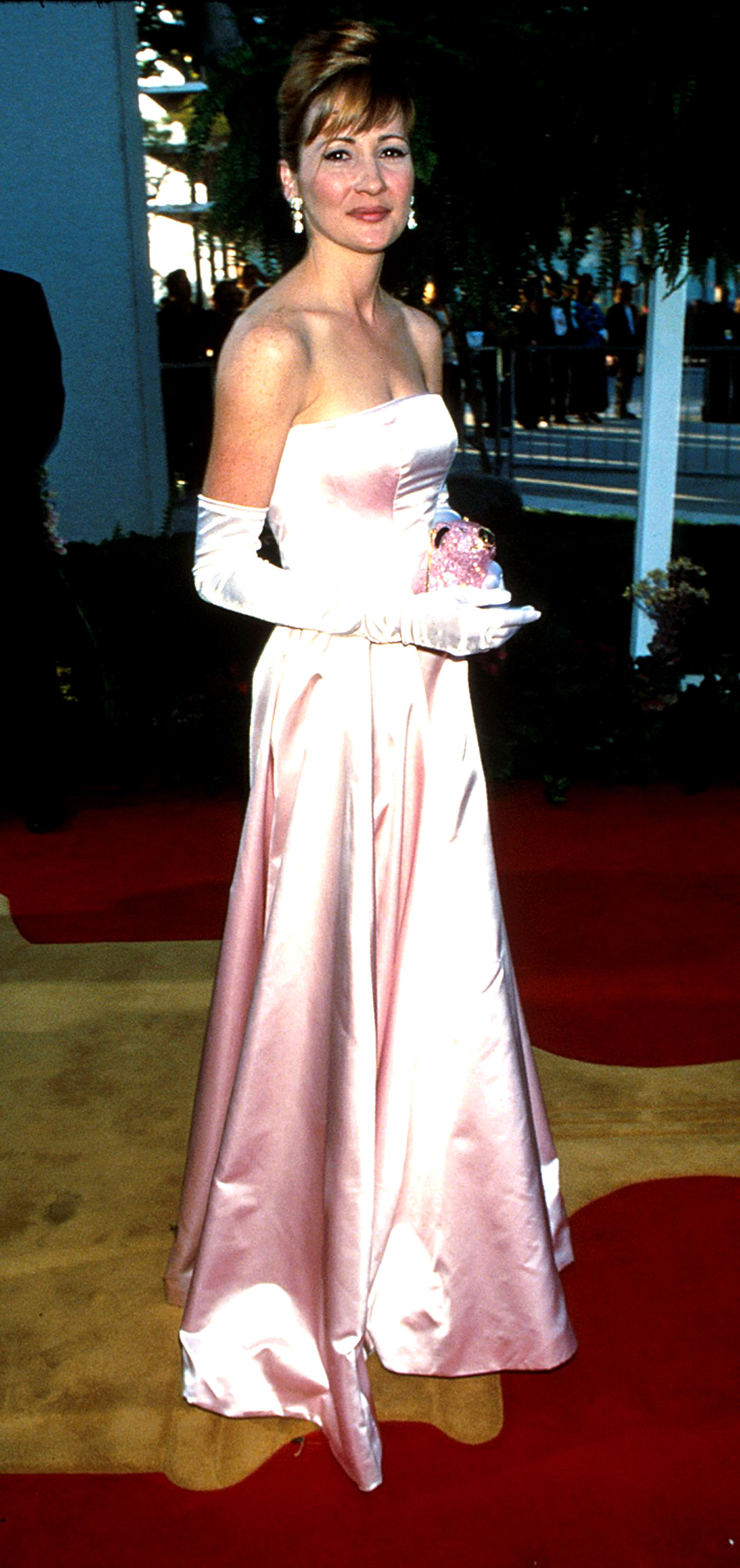 Christine Cavanaugh during The 68th Annual Academy Awards in 1996 at Dorothy Chandler Pavilion in Los Angeles, Calif.
