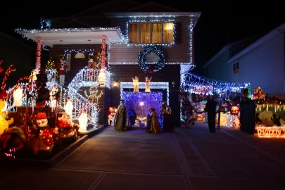 Christmas Lights Decorations Staten Island Dana Ullman