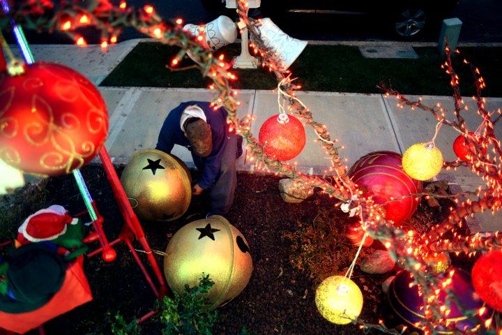 Christmas Lights Decorations Staten Island Dana Ullman