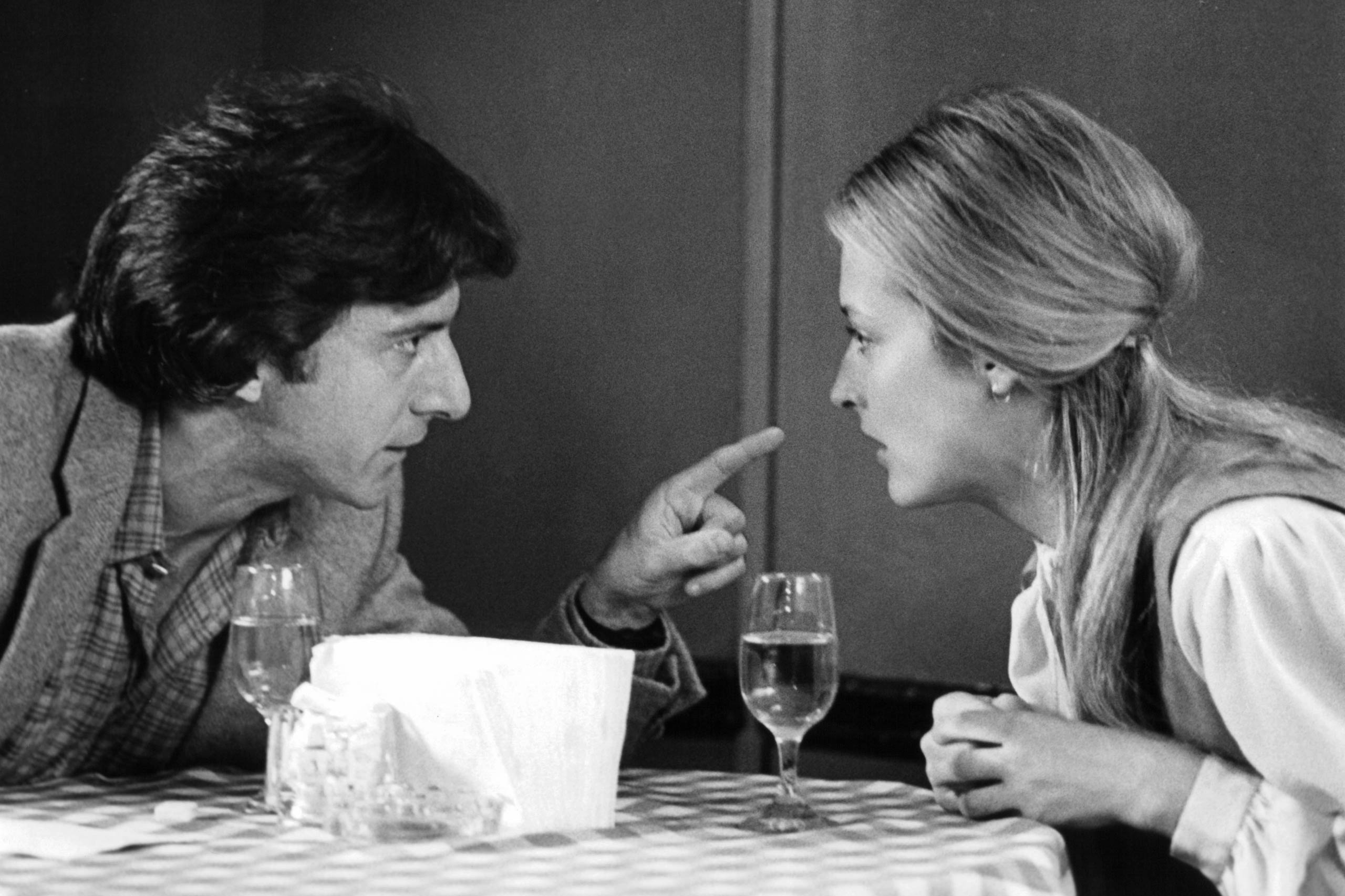 <strong><i>Kramer vs. Kramer</i>, 1979</strong> This domestic drama, starring Dustin Hoffman and Meryl Streep as a couple whose marriage ends, was upfront about the challenges of raising children and the degree to which married life could be fundamentally unsatisfying.