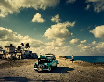 Cuban Evolution Joakim Eskildsen