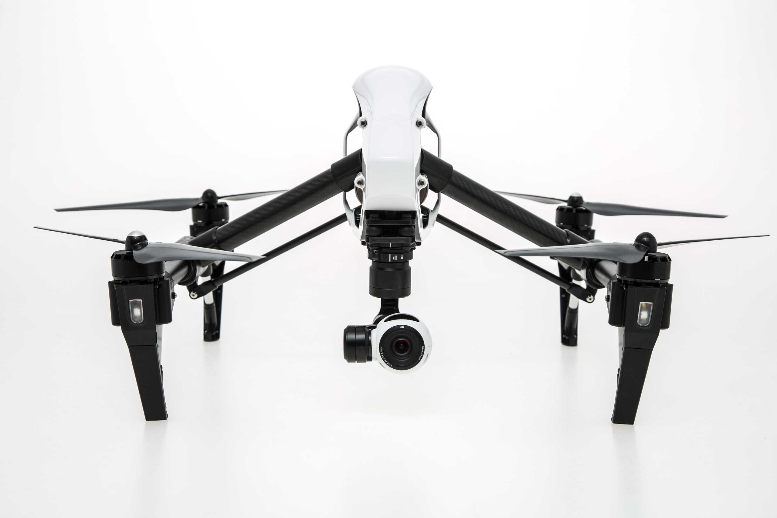 <strong>DJI Inspire 1                                   </strong>                                                                      The latest DJI quadcopter retains the simple style that's made their drones so popular, but adds 4K video capability — and the ability to transmit the HD video wirelessly to an on-the-ground devices. A new ground-facing camera also allows Inspire 1 to fly steadily to keep the video footage clean.
