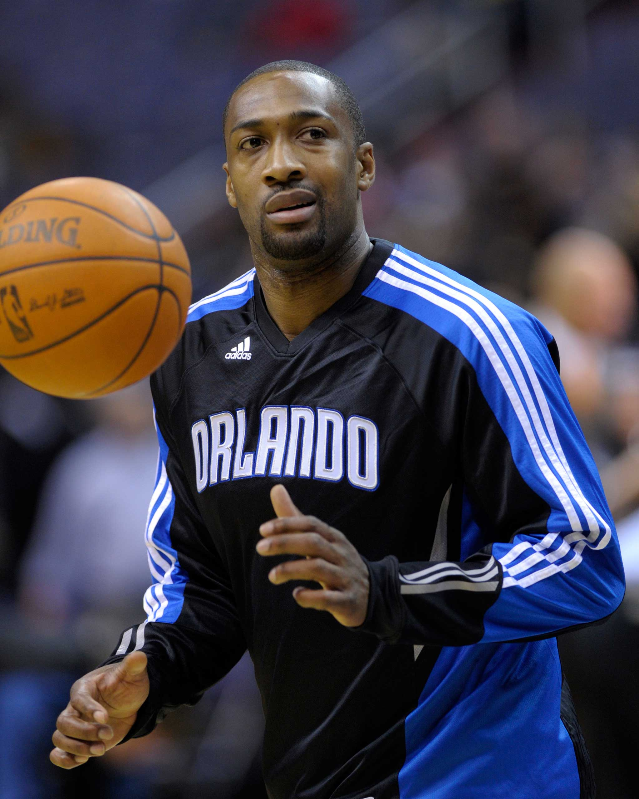 <b>Gilbert Arenas</b> The basketball star was born in Florida and raised in Los Angeles. His paternal great-grandfather descended from Cuba.
