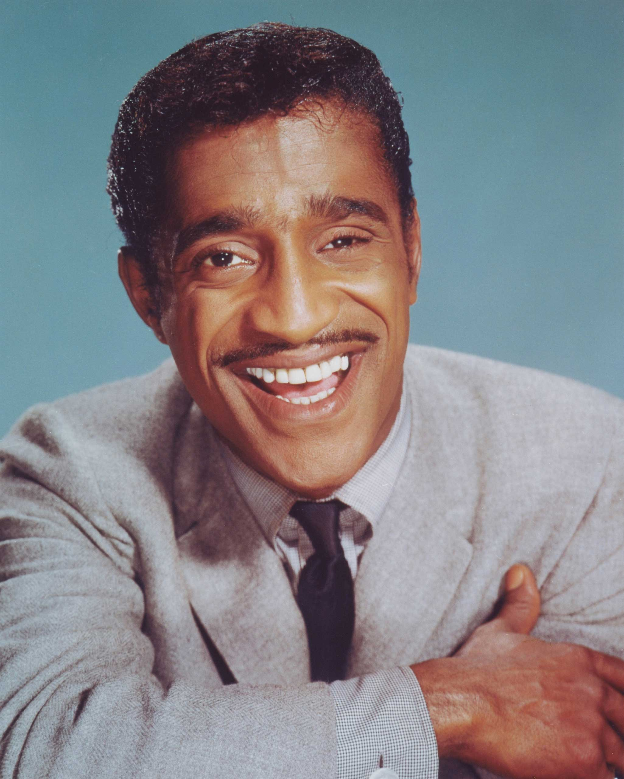 <b>Sammy Davis, Jr.</b> The beloved entertainer was born in Harlem in 1925 to African-American and Afro-Cuban parents.