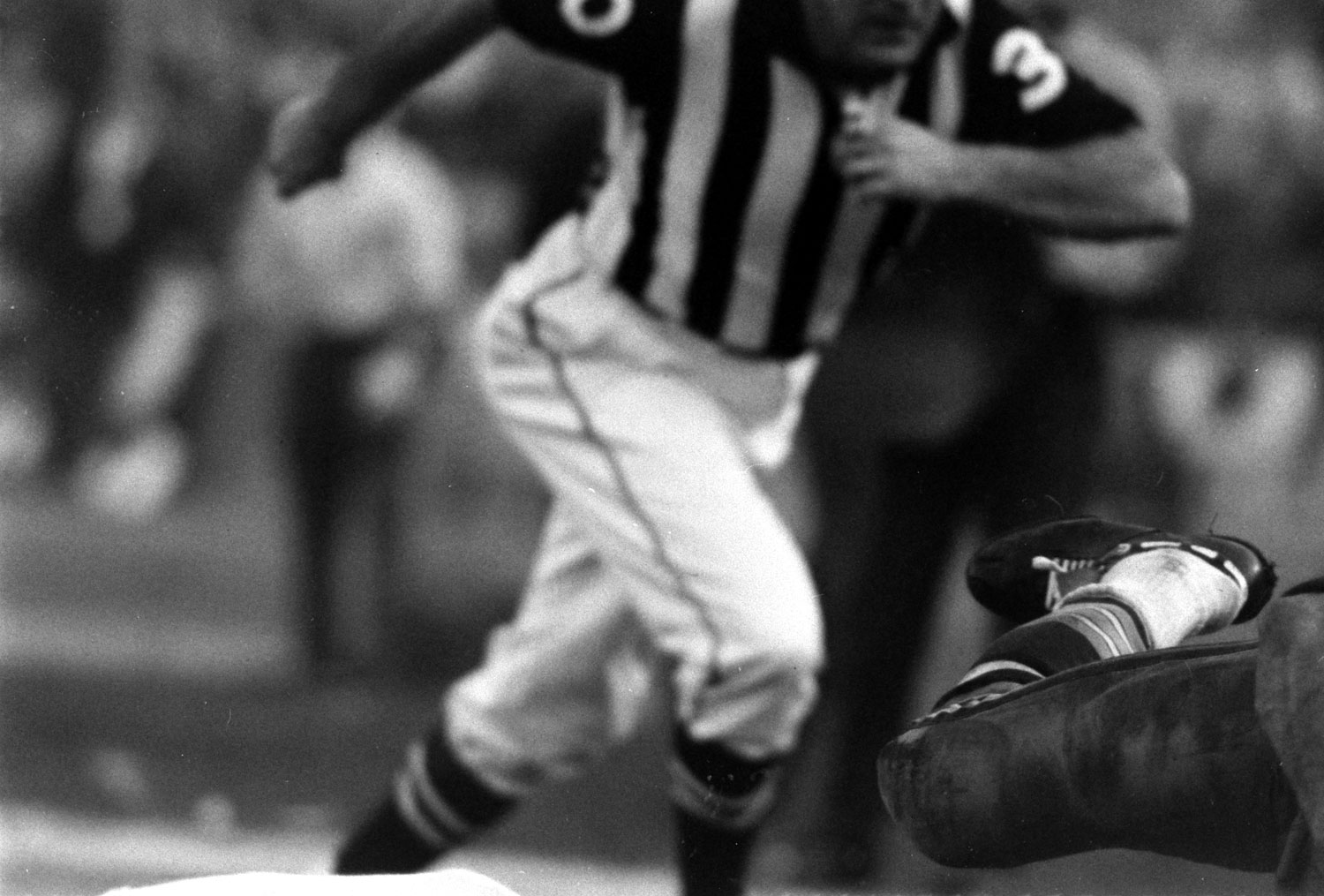 <b>Not published in LIFE.</b> Super Bowl I, 1967.