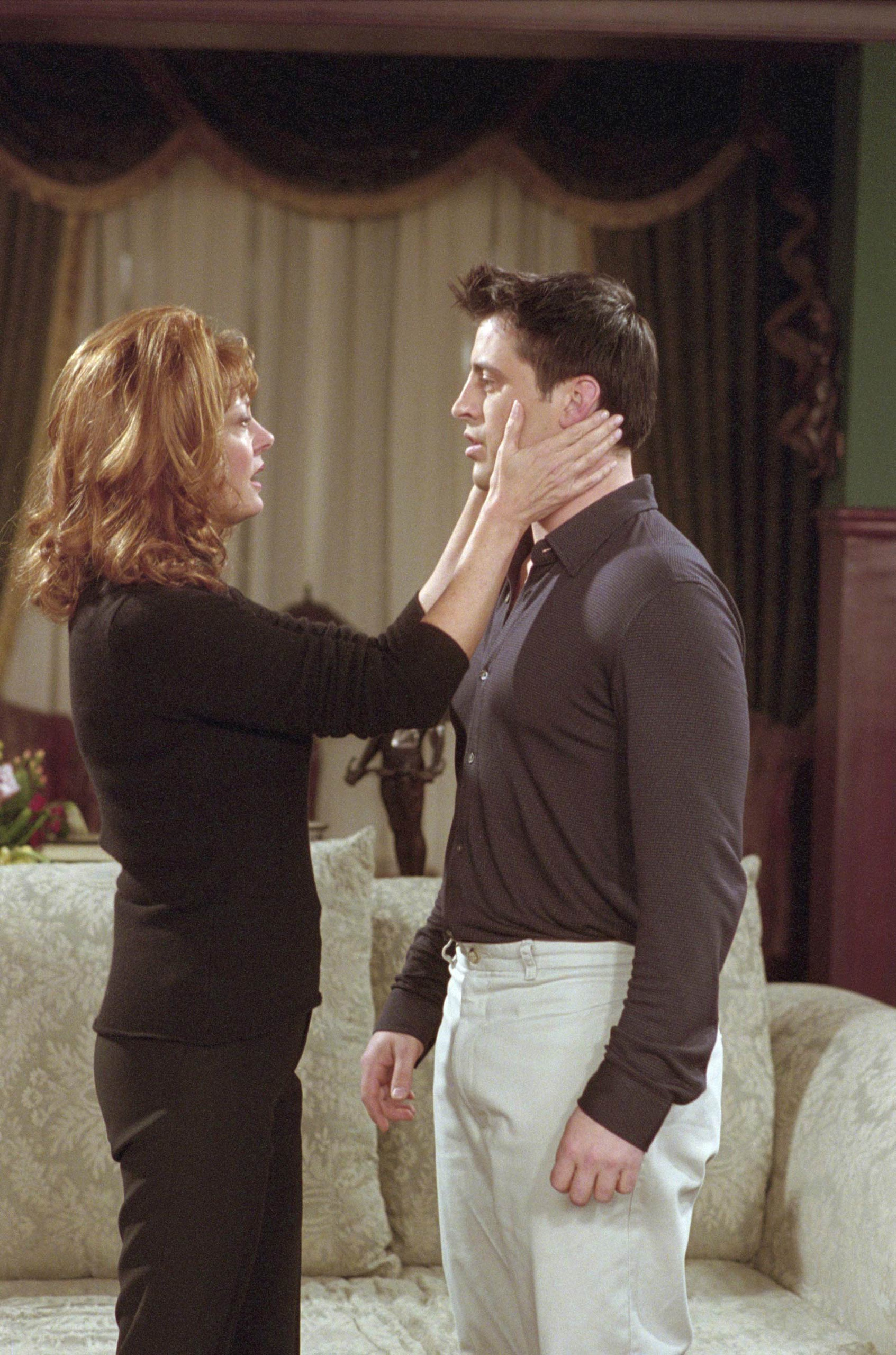 <strong>Susan Sarandon</strong> – In a plot line on <i>Days of Our Lives</i>, Joey gets Susan Sarandon's character's brain