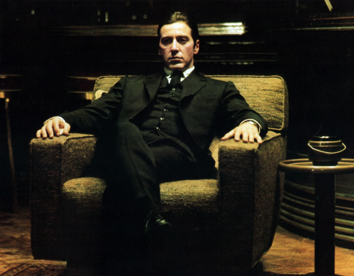 The Godfather Part Ii 40 Years Later Time