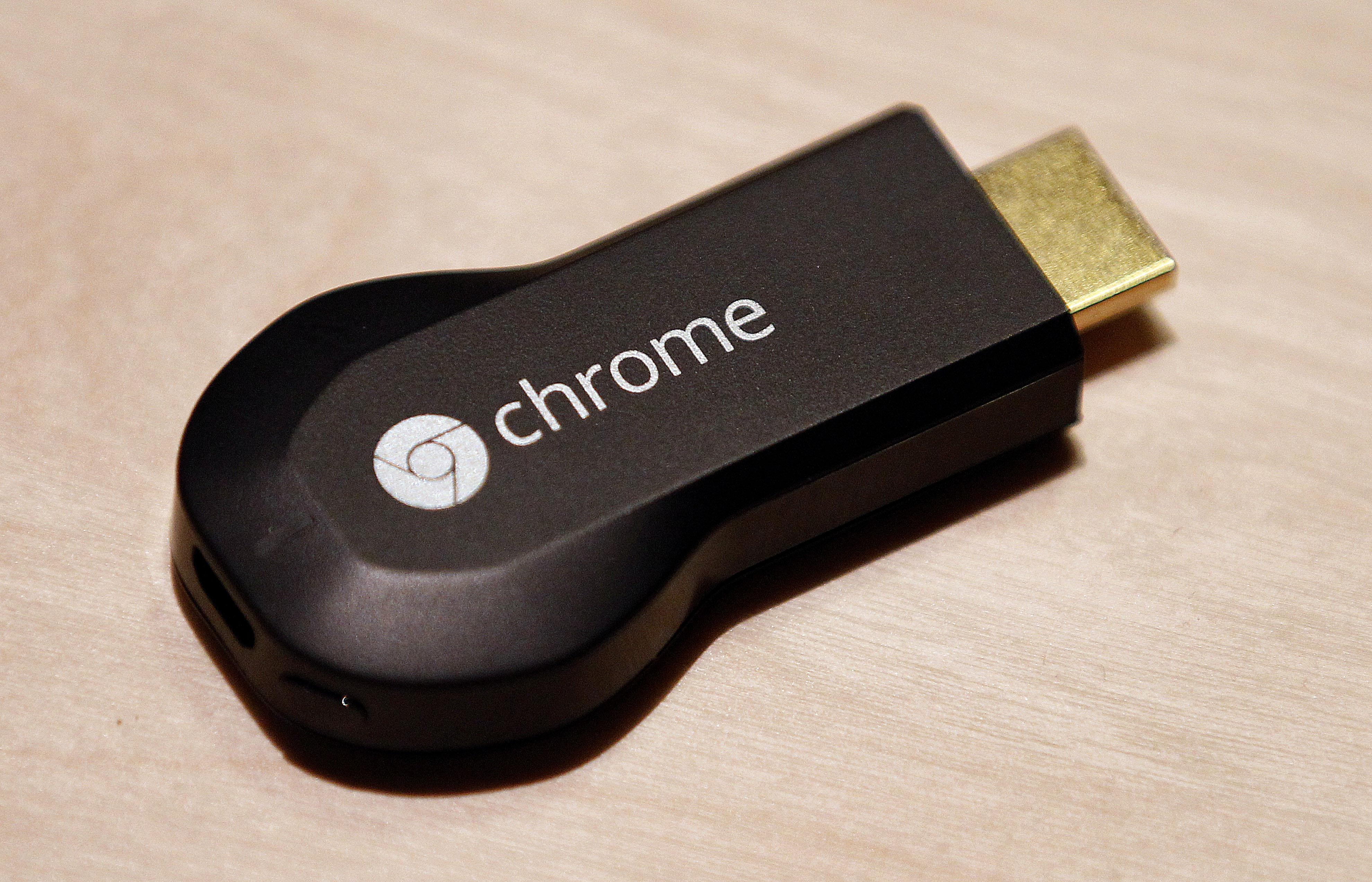 Google's Chromecast