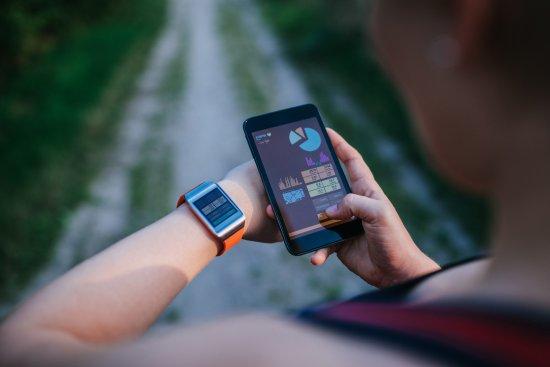 health data smartphone