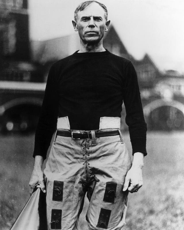 ATLANTA - John Heisman, head coach of the Georgia Tech Yellow Jackets, circa 1904-1919.
