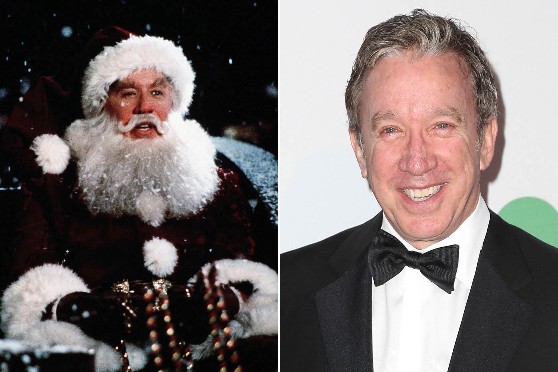 Tim Allen - The Santa Clause, 1994