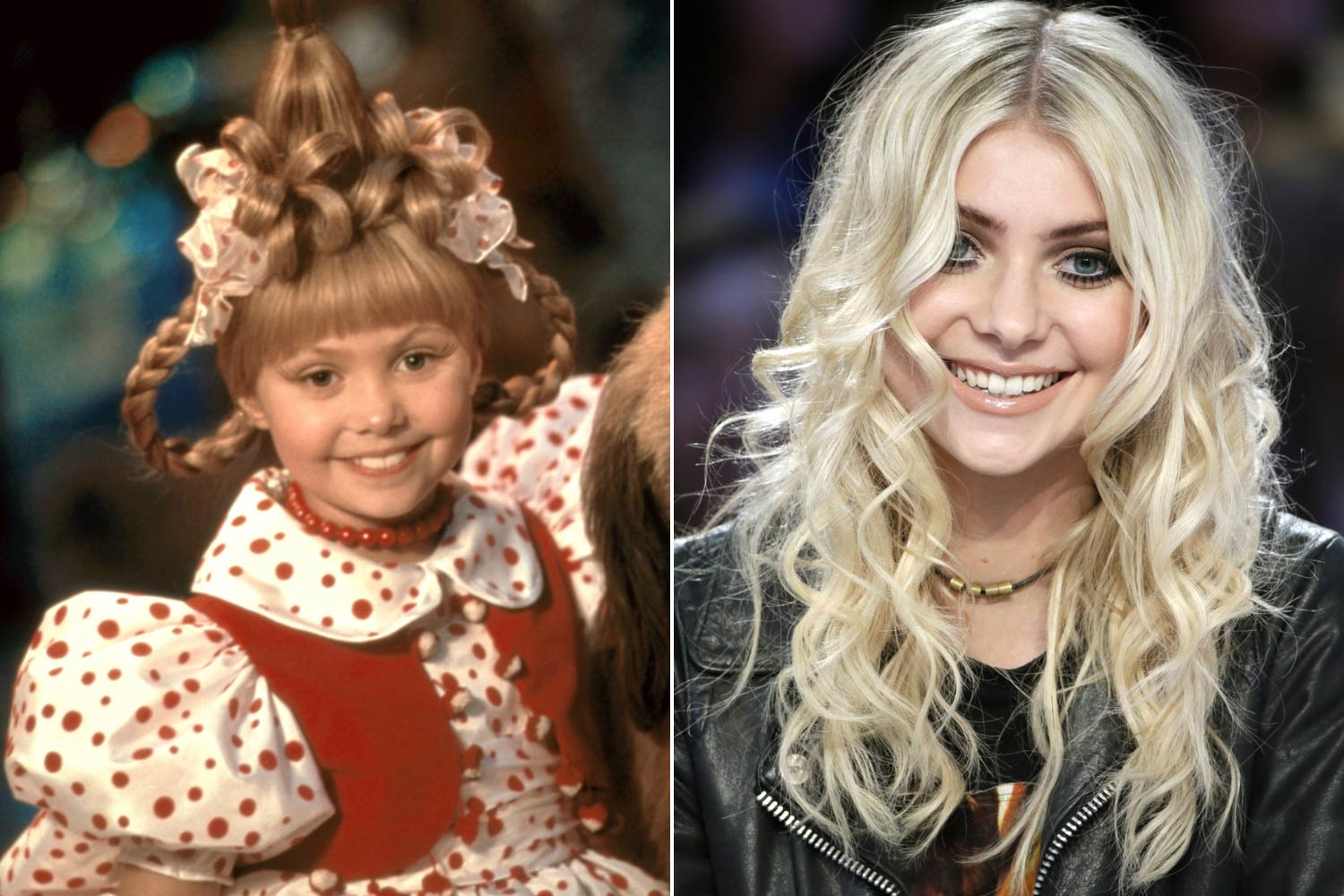 Taylor Momsen - How the Grinch Stole Christmas, 2000