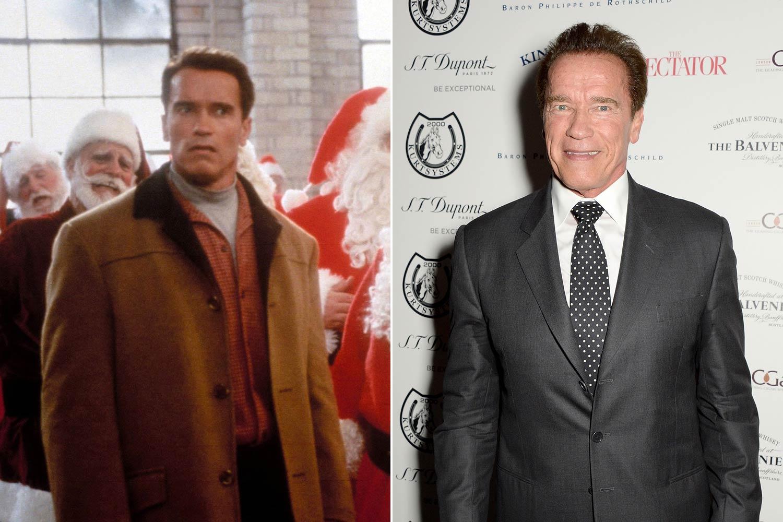 Arnold Schwarzenegger - Jingle All the Way, 1996