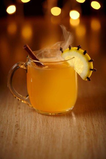 Hot Rum Toddy