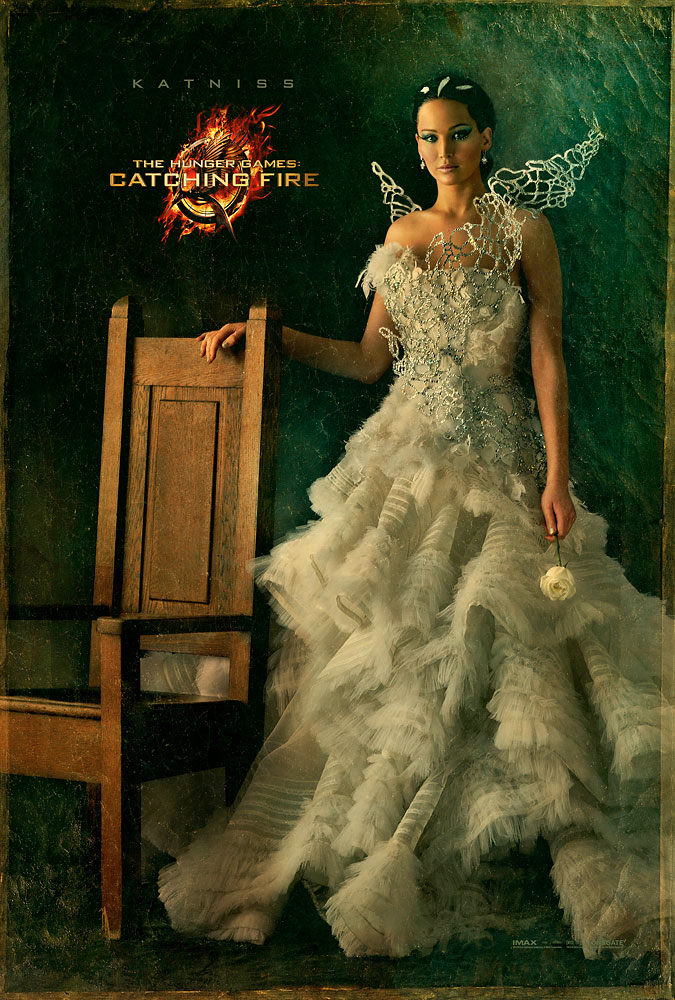 Reprising her role as Katniss Everdeen in the franchise that propelled her to superstardom, Lawrence's The Hunger Games: Catching Fire grossed more than $700 million worldwide.