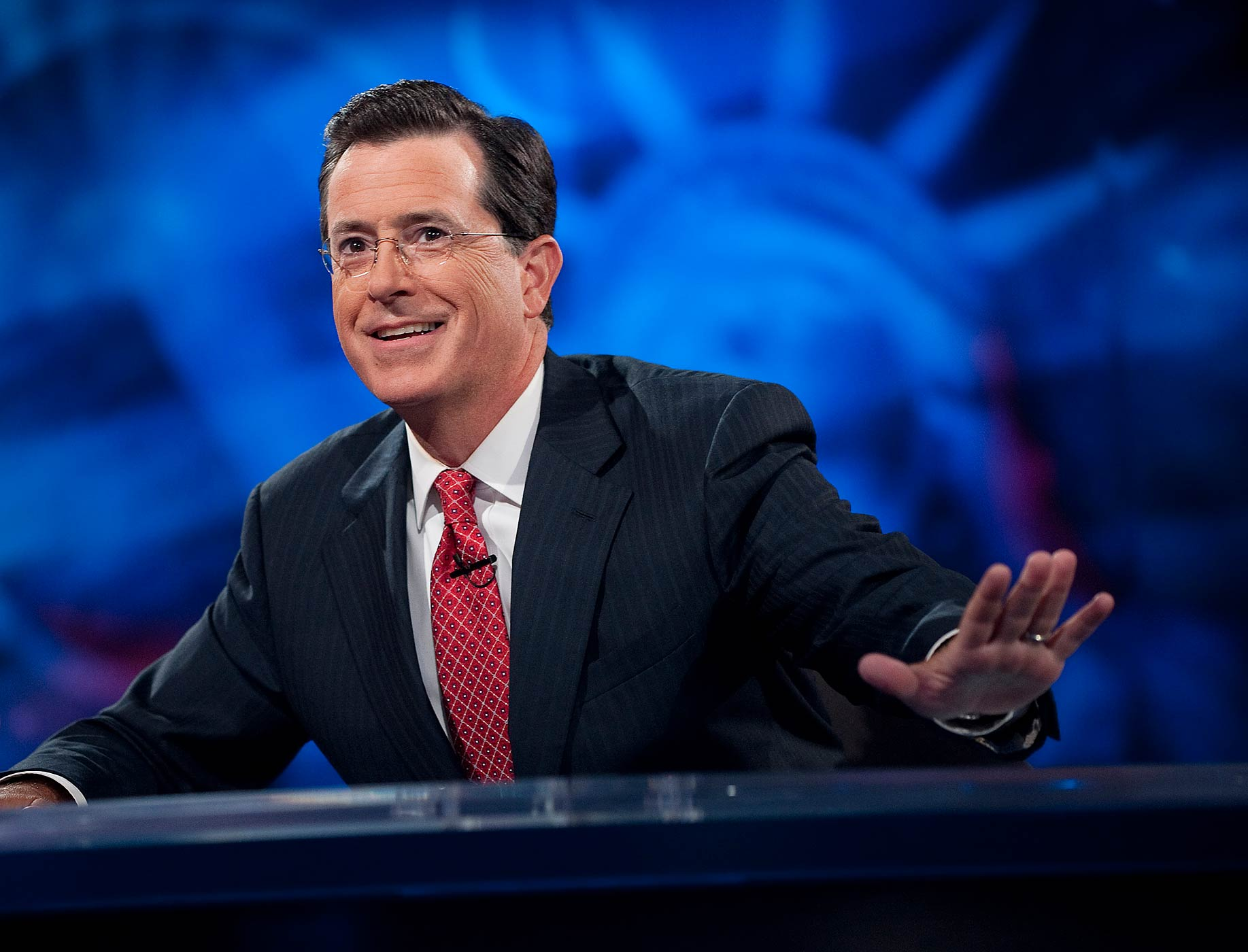The Colbert Report  Salutes The Troops