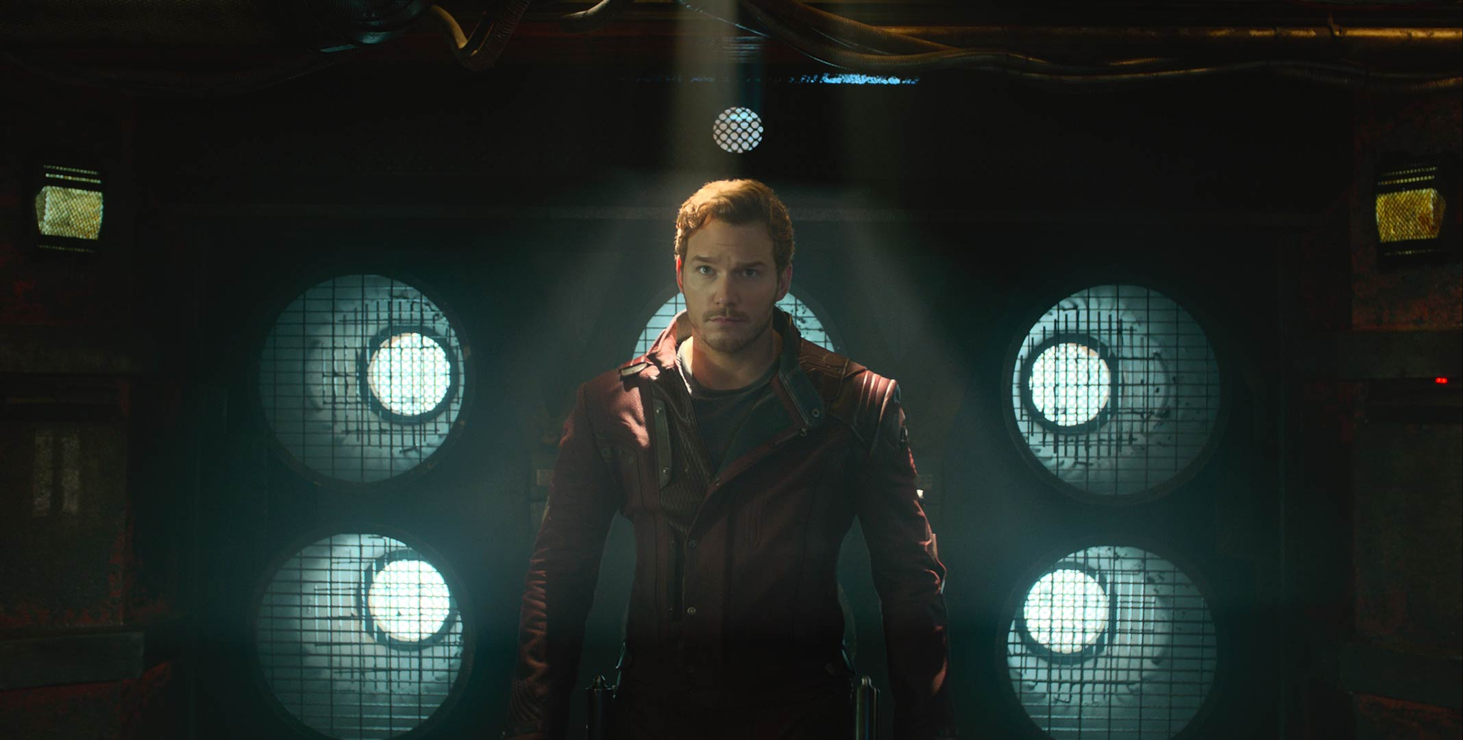 Marvel's Guardians Of The Galaxy..Star-Lord/Peter Quill (Chris Pratt)..Ph: Film Frame..?Marvel 2014