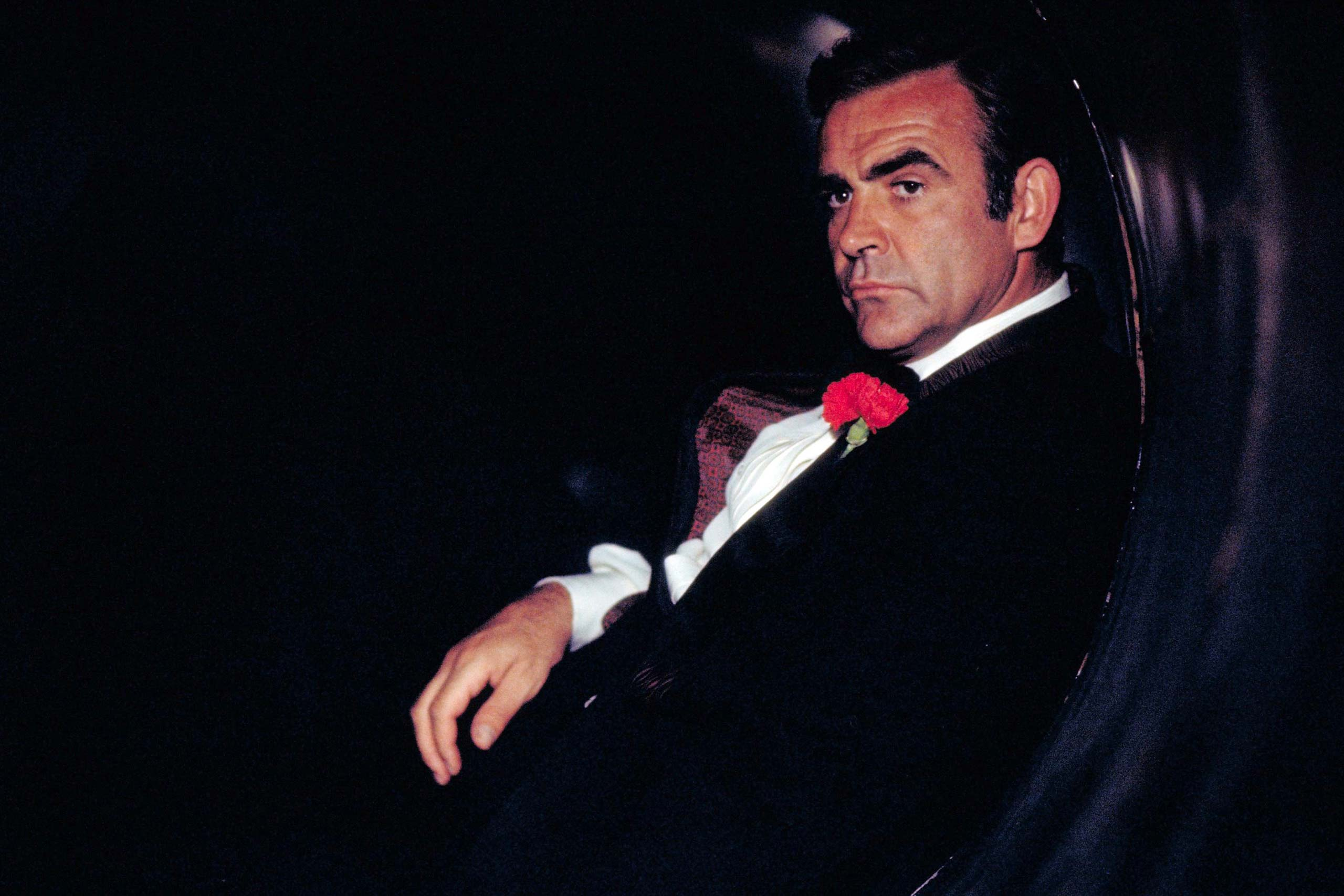 <strong><i>Diamonds Are Forever</i> (1971) - Sean Connery</strong>