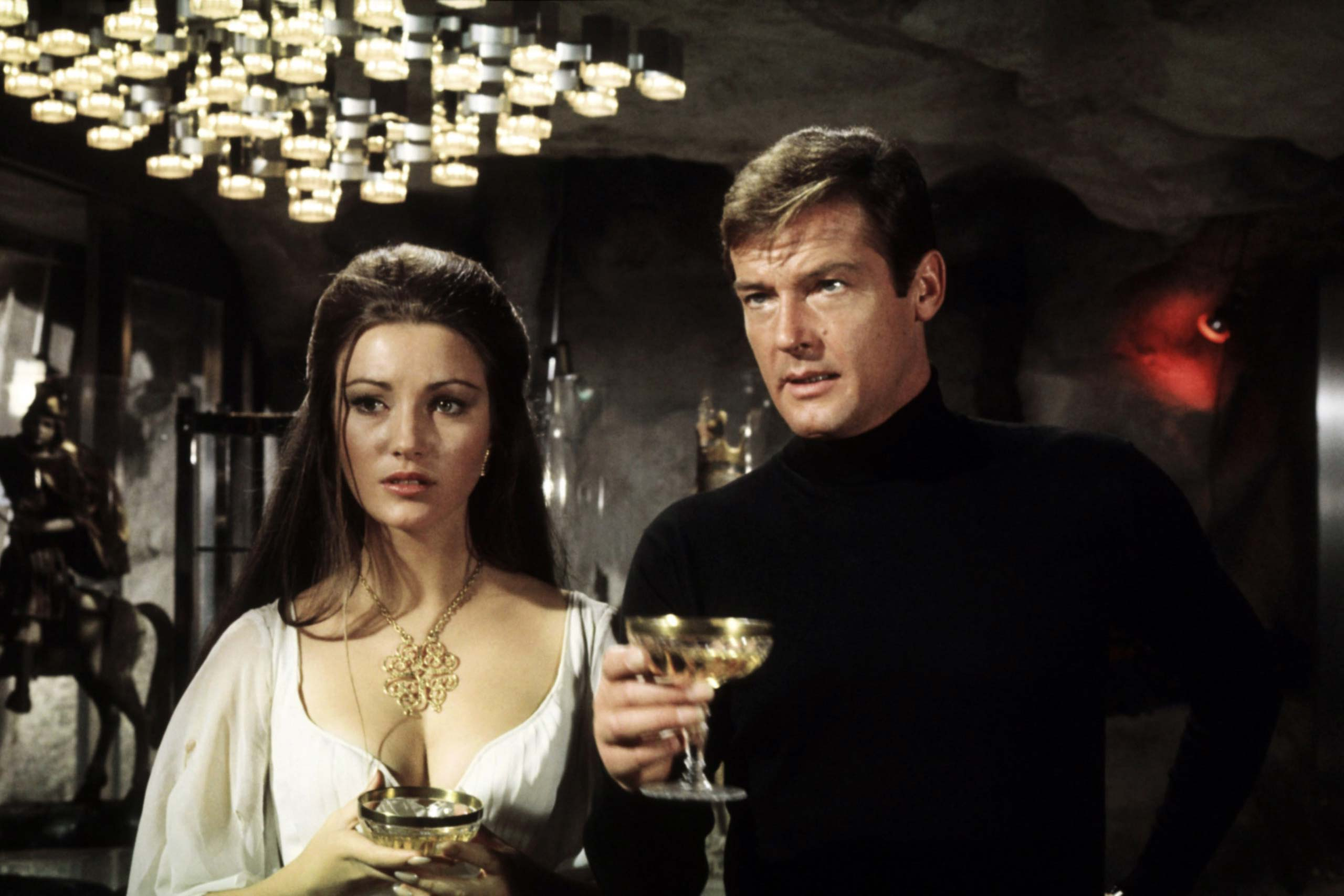 <strong><i>Live and Let Die</i> (1973) - Roger Moore</strong>