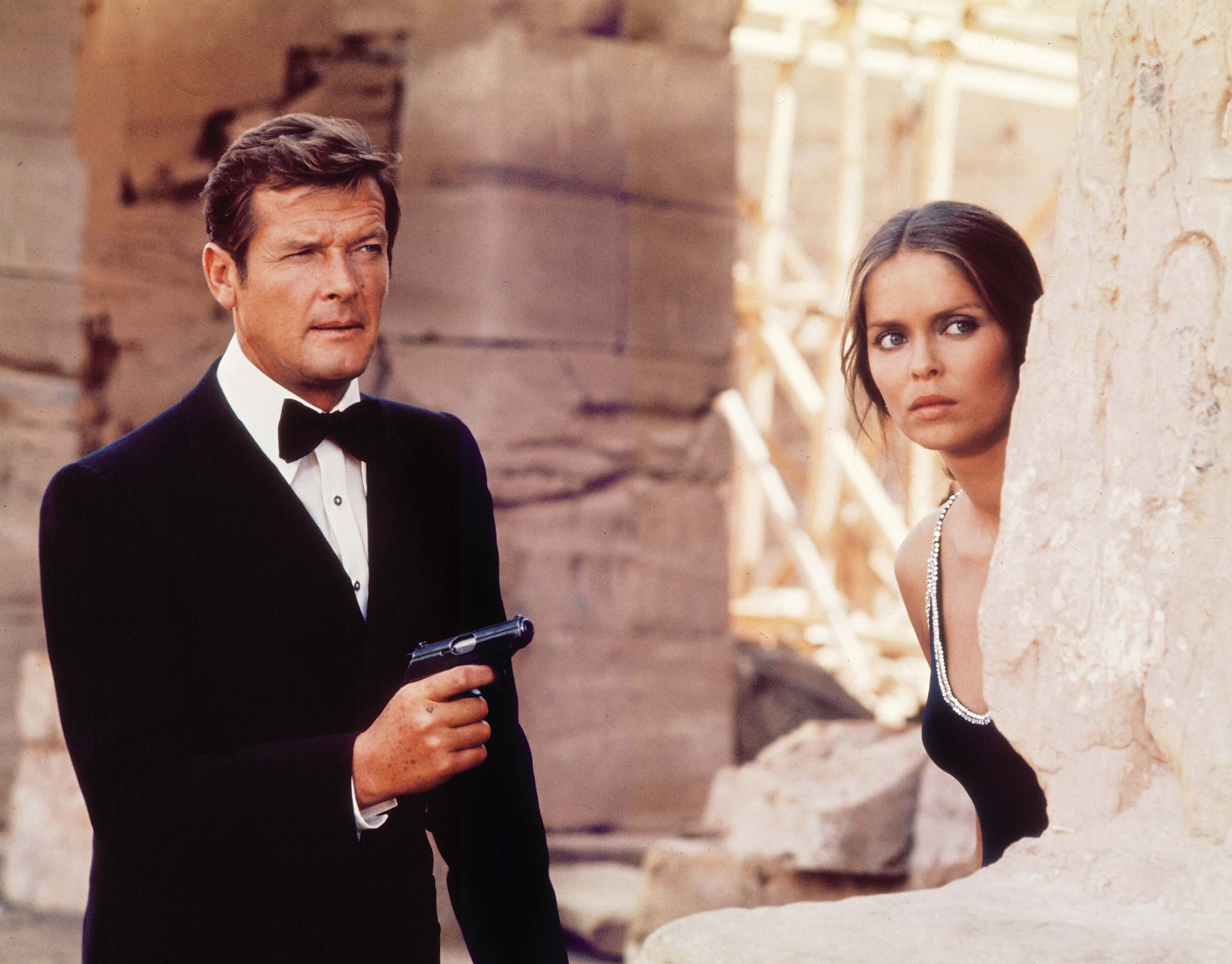<strong><i>The Spy Who Loved Me</i> (1977) - Roger Moore</strong>