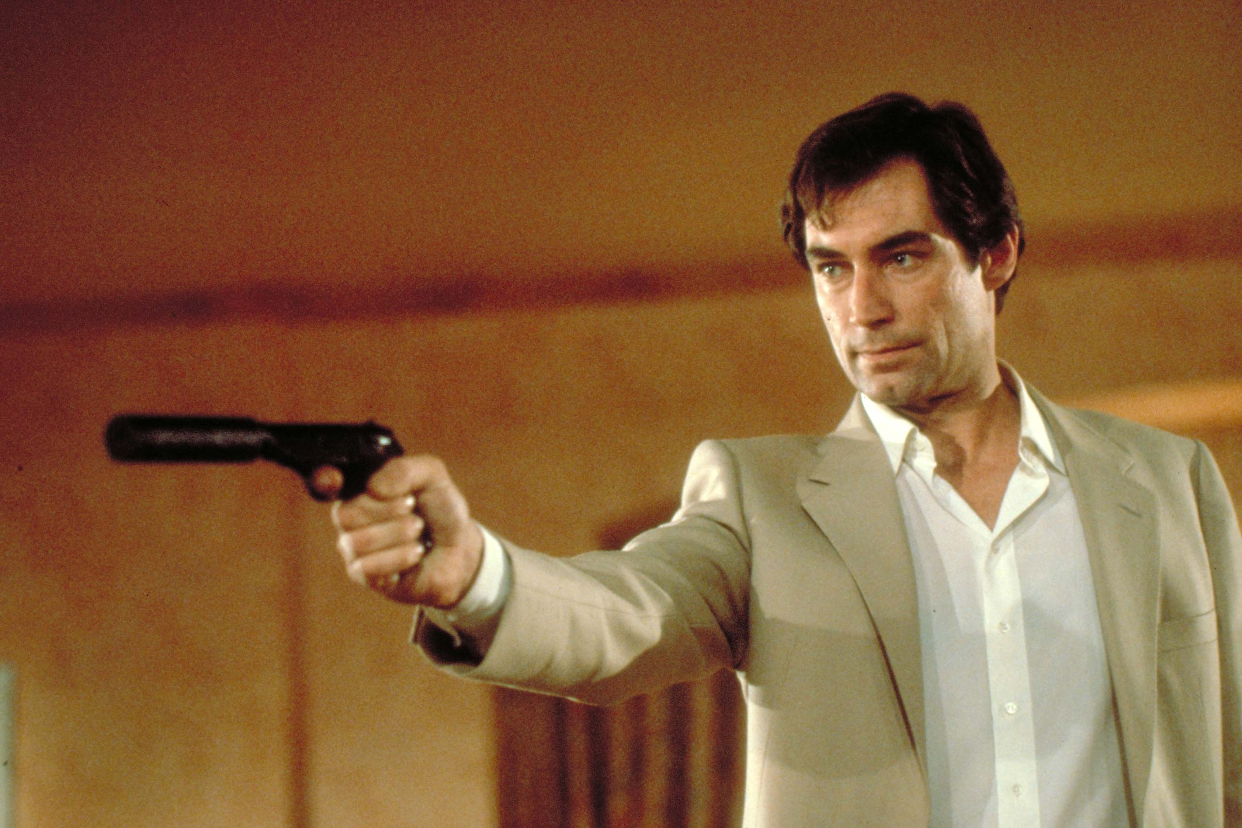 <strong><i>The Living Daylights</i> (1987) - Timothy Dalton</strong>