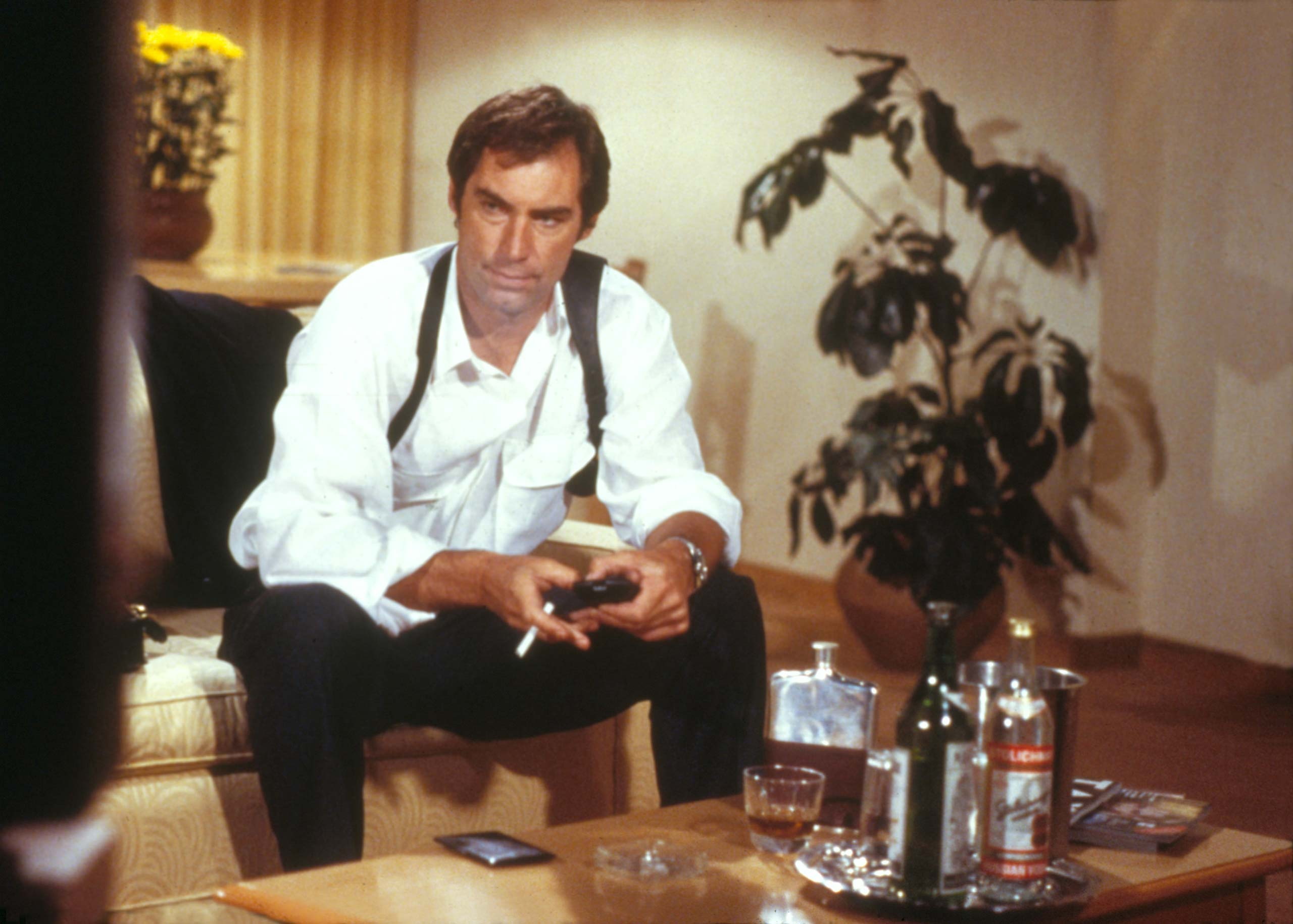 <strong><i>Licence to Kill</i> (1989) - Timothy Dalton</strong>