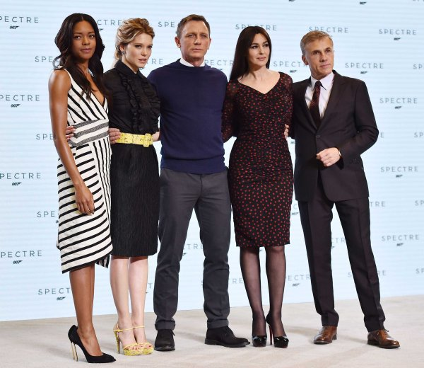 New James Bond Title And Cast Revealed Time