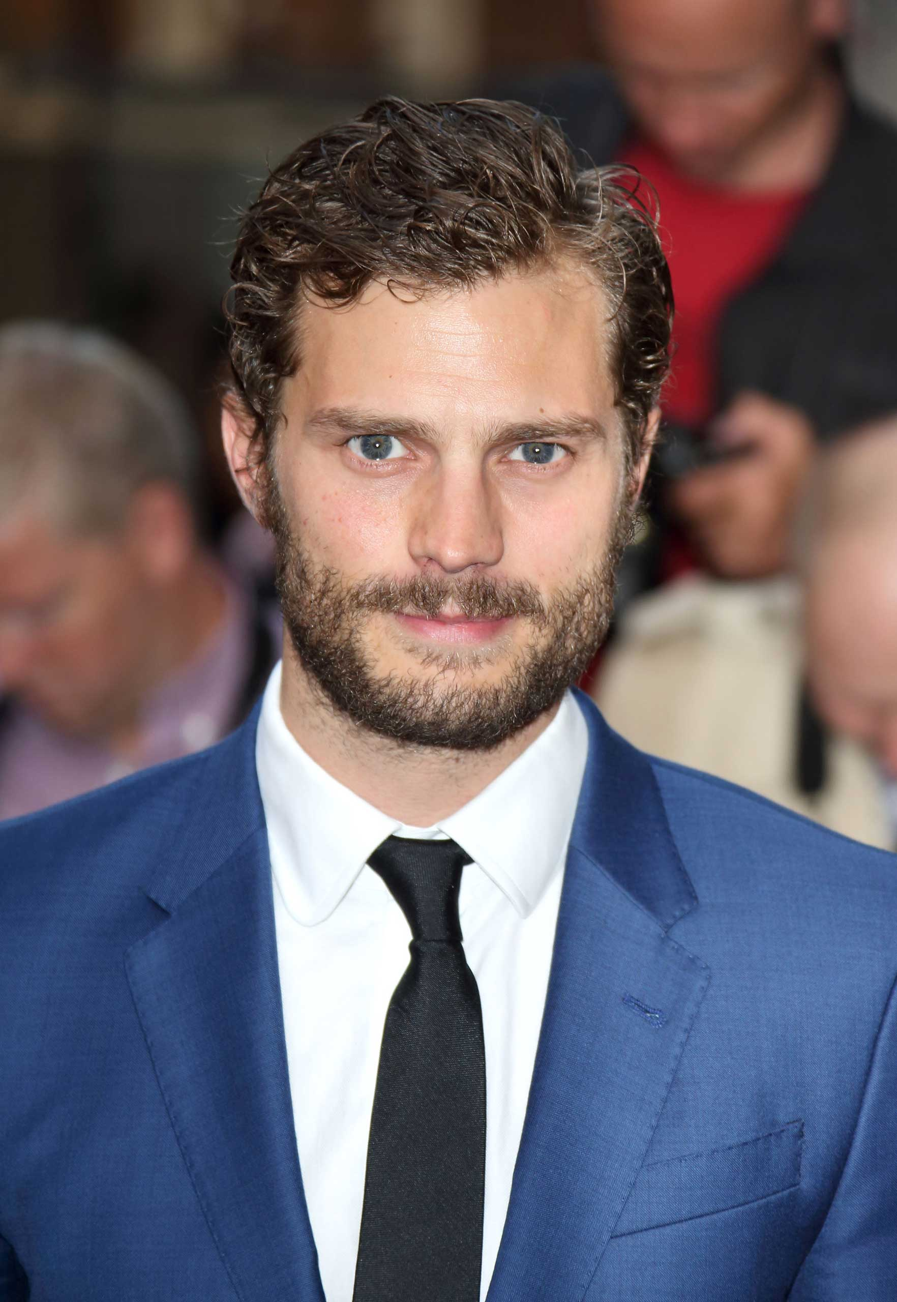 Jamie Dornan attends the GQ Men of the Year awards at The Royal Opera House on Sept. 2, 2014 in London.