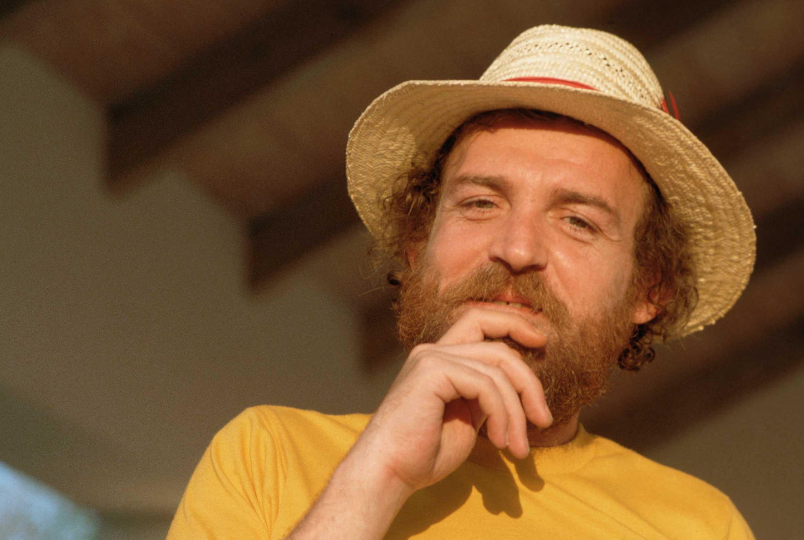 Joe Cocker, 1982.