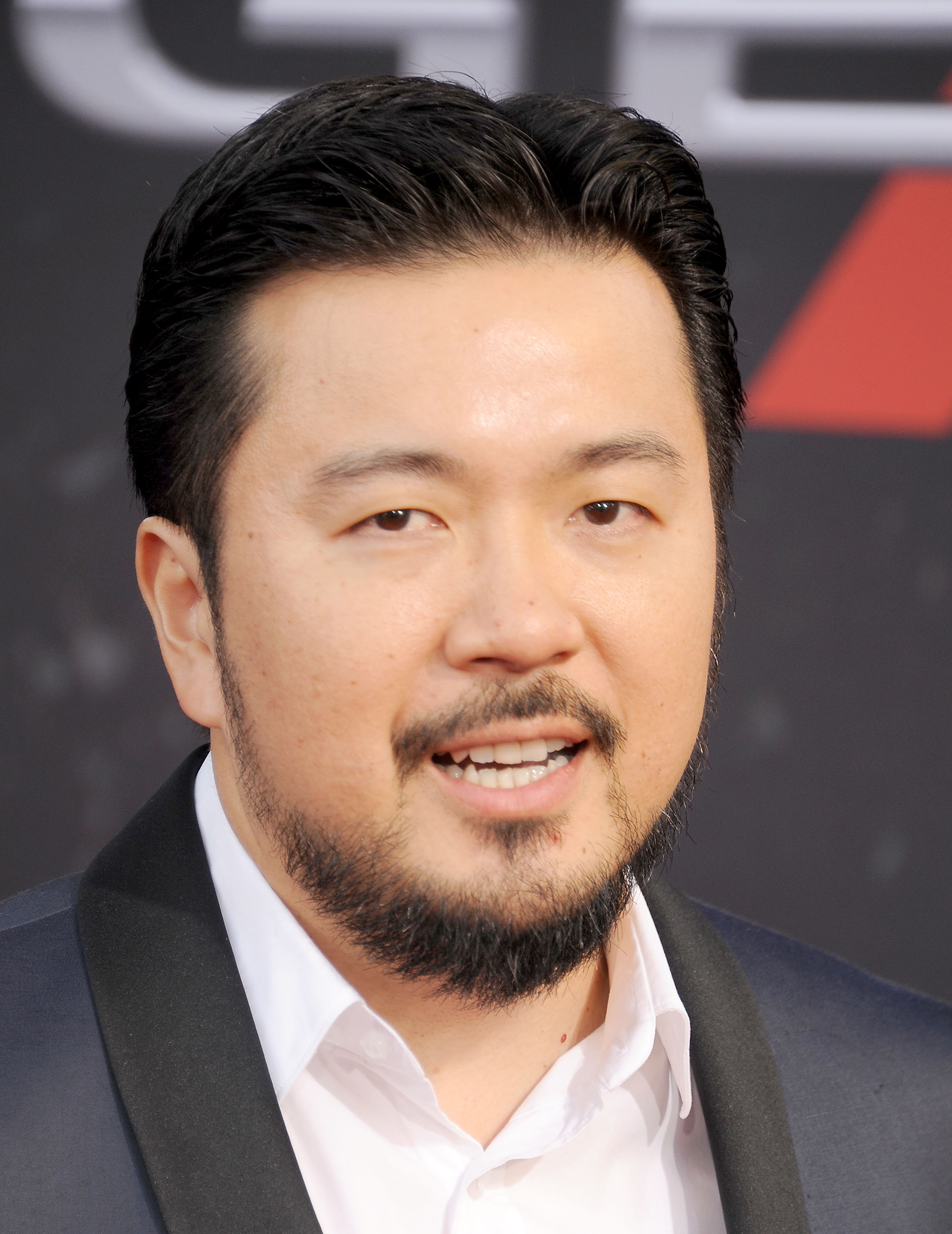 Director Justin Lin arrives at the Los Angeles premiere of  Fast & The Furious 6  at Gibson Amphitheatre on May 21, 2013 in Universal City, California.