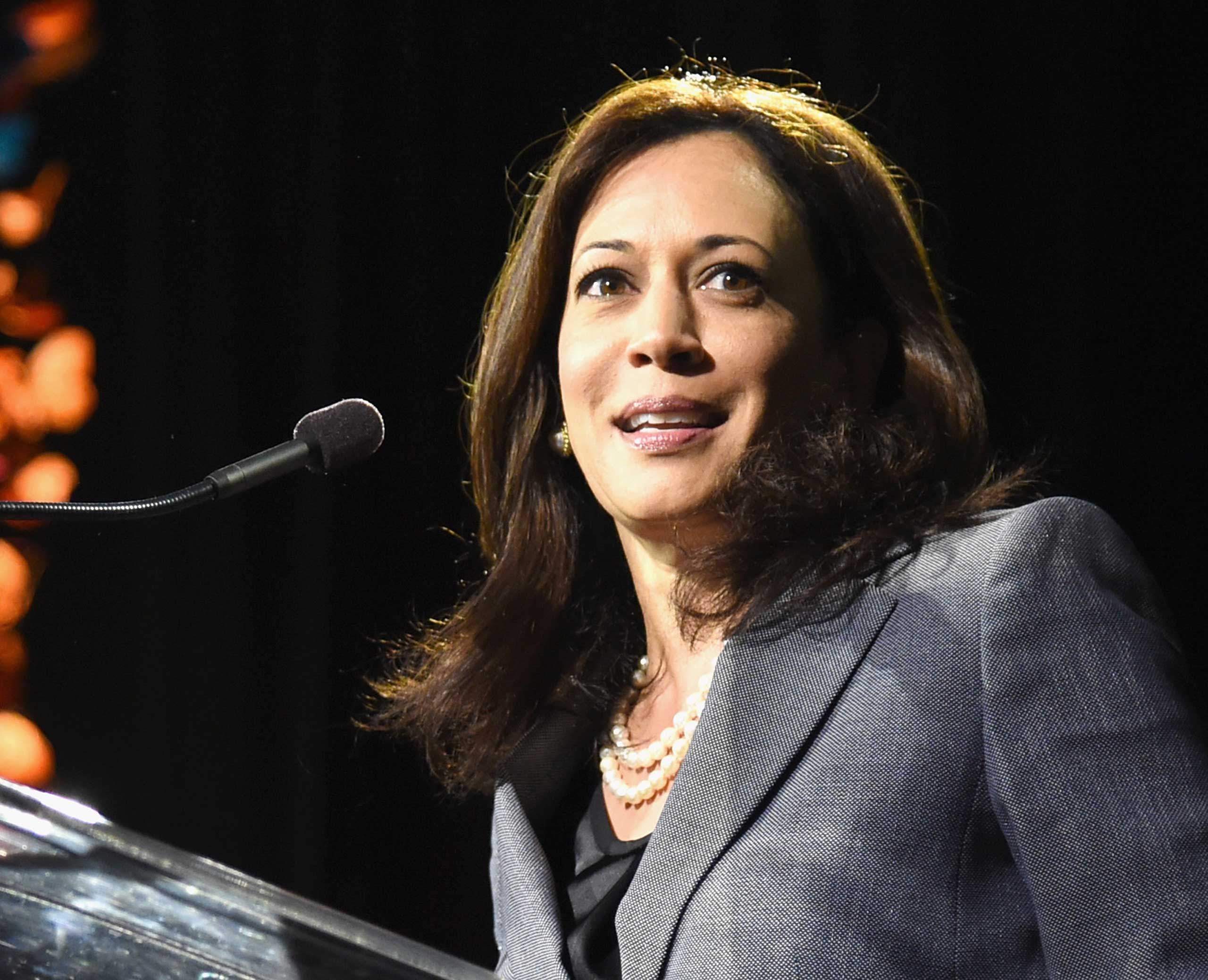 Kamala Harris is the current attorney general of California.