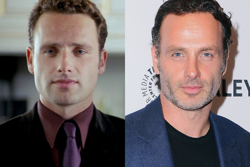 Andrew Lincoln R: 2014