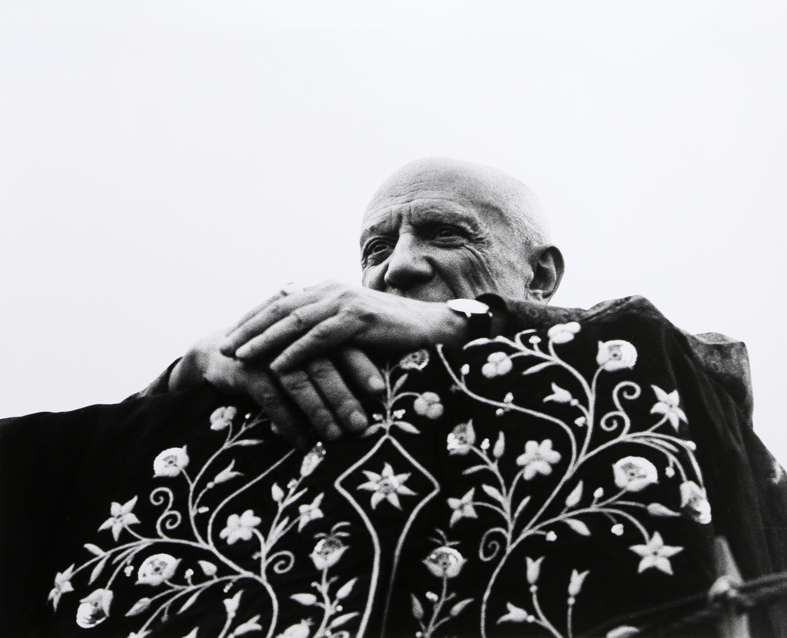 Picasso Preside la Corrida - Frejus, 1962.