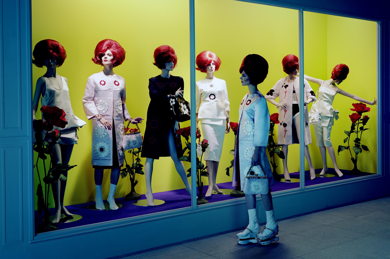 Mannequin Thriller #1, 2013