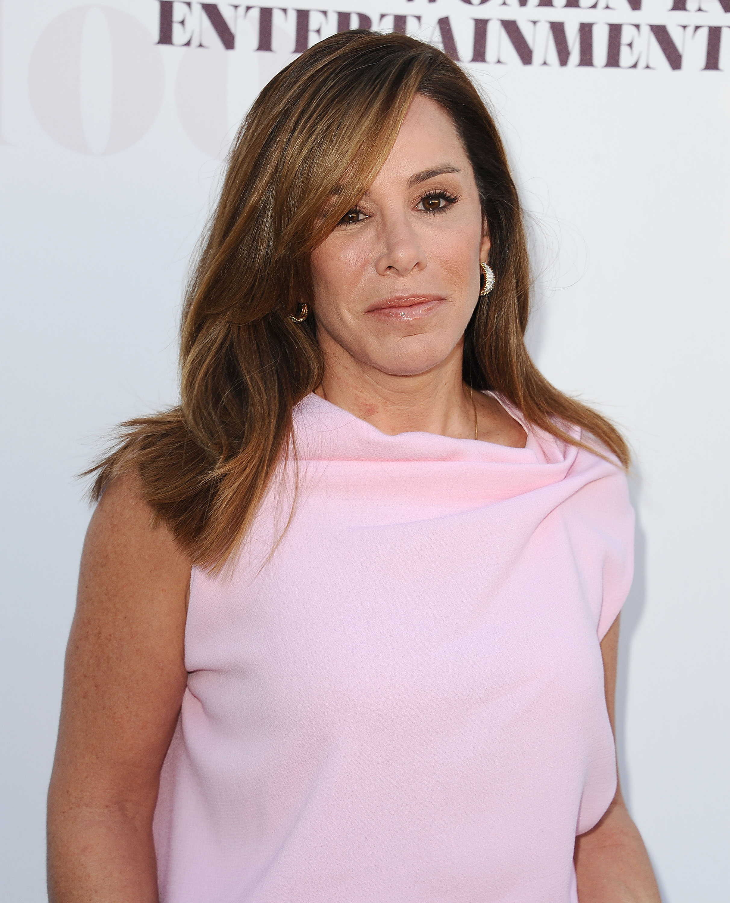 Melissa Rivers attends the Hollywood Reporter's Women In Entertainment breakfast at Milk Studios on Dec. 10, 2014 in Los Angeles.