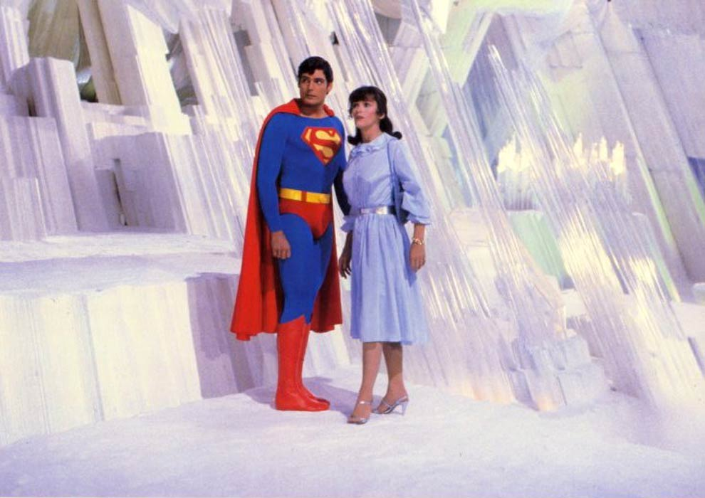 <strong><i>Superman II</i></strong> Christopher Reeve returns as Superman in this 1980 sequel, as he continues to battle villains and fall deeper in love with reporter Lois Lane.