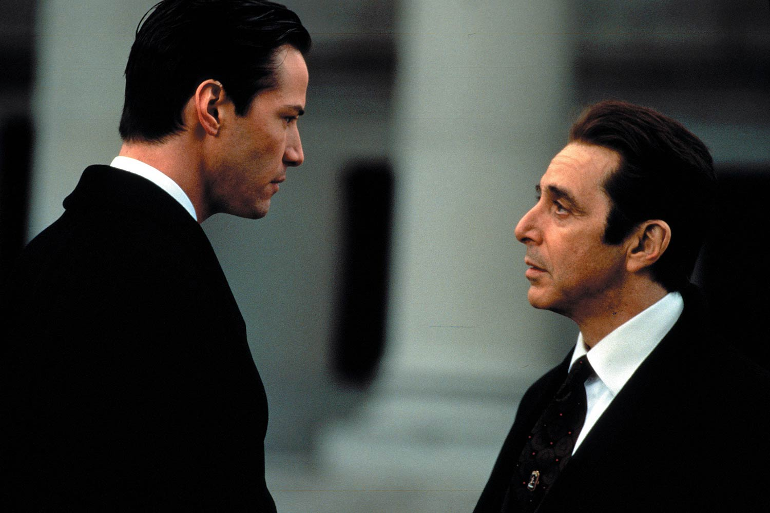 <strong><i>The Devil's Advocate</i> (NBC)</strong>                                                                      The series, like the Keanu Reeves and Al Pacino film, will center on a public defender who joins a law firm that is run by the devil.