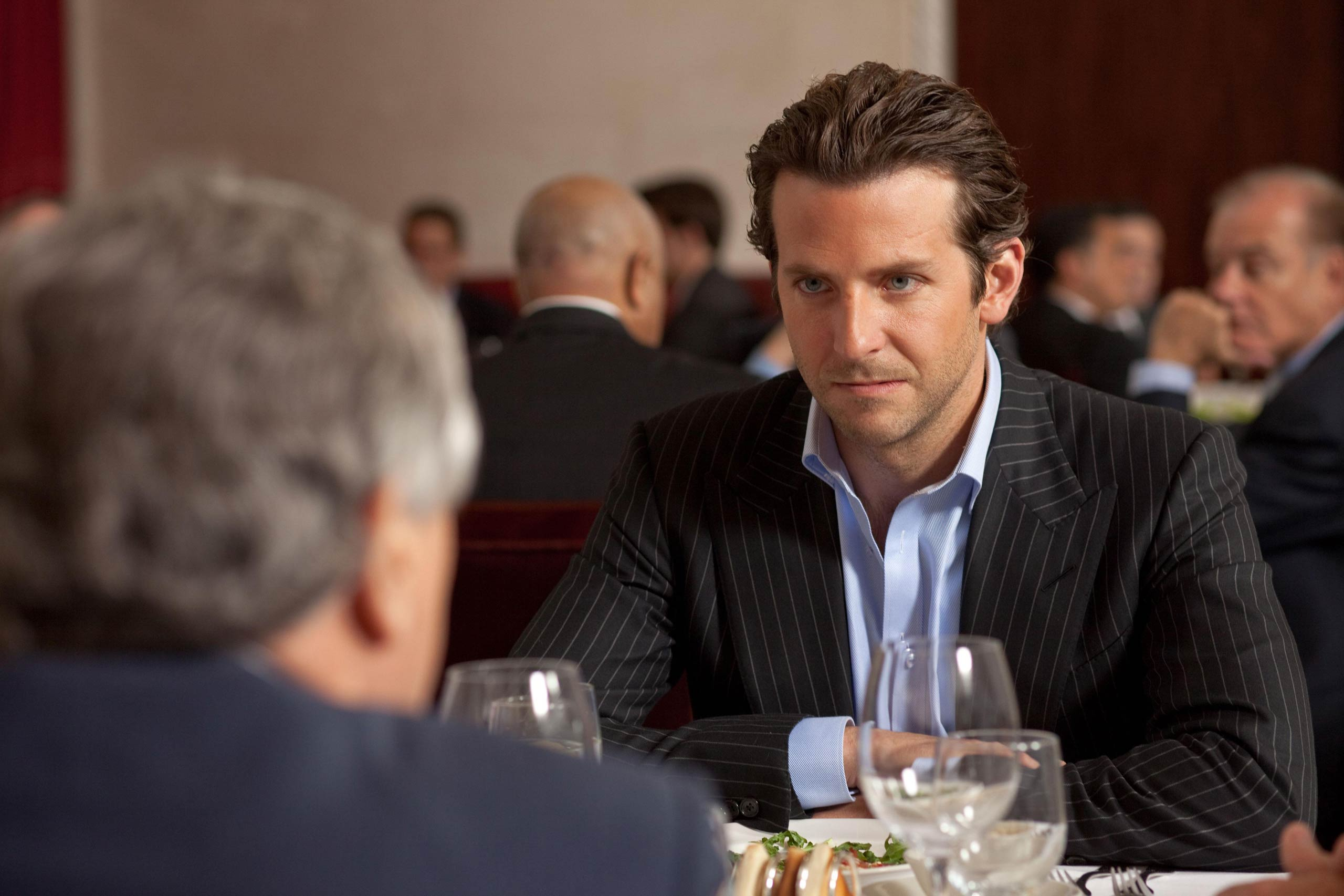 Limitless (CBS)                                                              Bradley Cooper, who starred in the action film, will executive produce the Limitless TV series about a writer who is able to access 100% of his brain on a mysterious drug called NZT.