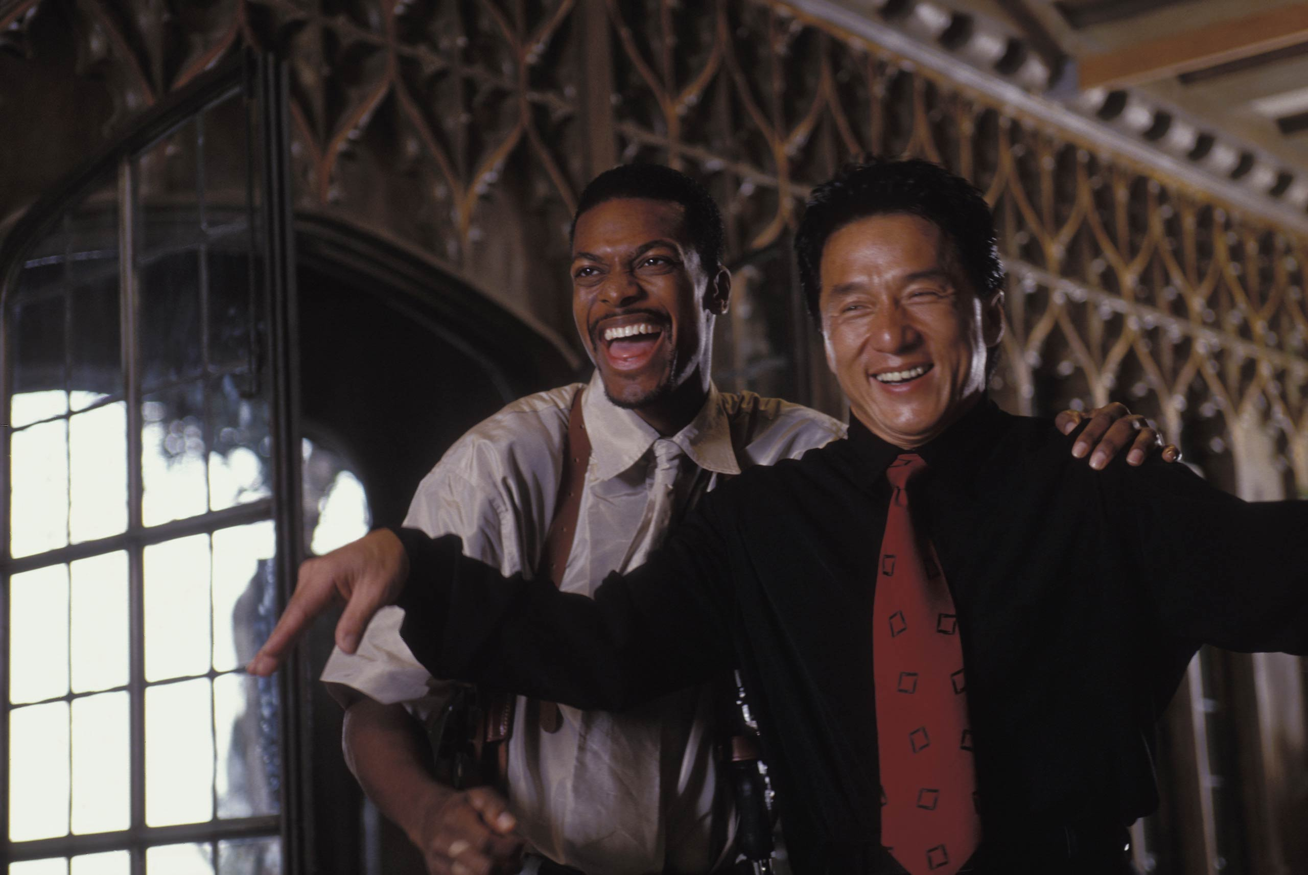 Rush Hour (CBS)                                                              The TV show version of Rush Hour will again pair up a play-by-the-rules Hong Kong police officer and a rebellious black Los Angeles cop in a procedural-type show.