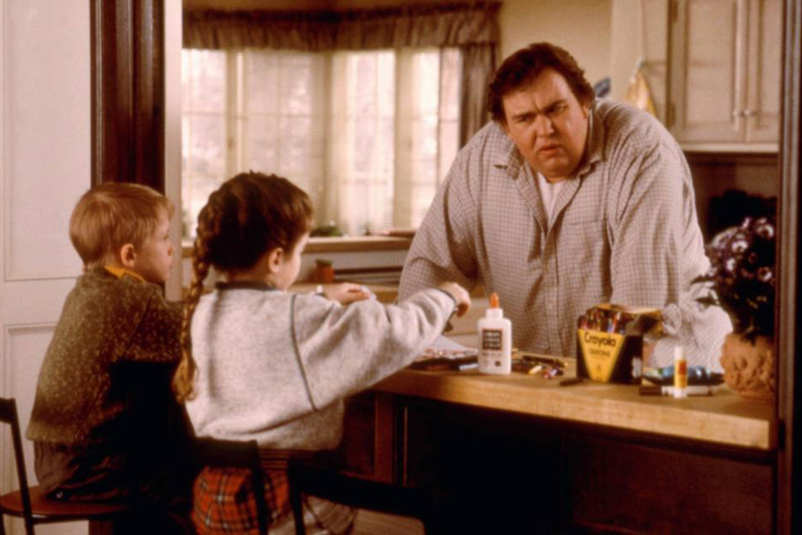 Uncle Buck (ABC)                                                              Like the 1980s John Hughes movie starring John Candy, Uncle Buck in its TV show form will focus on a man who must learn to grow up by taking care of his brother's kids.