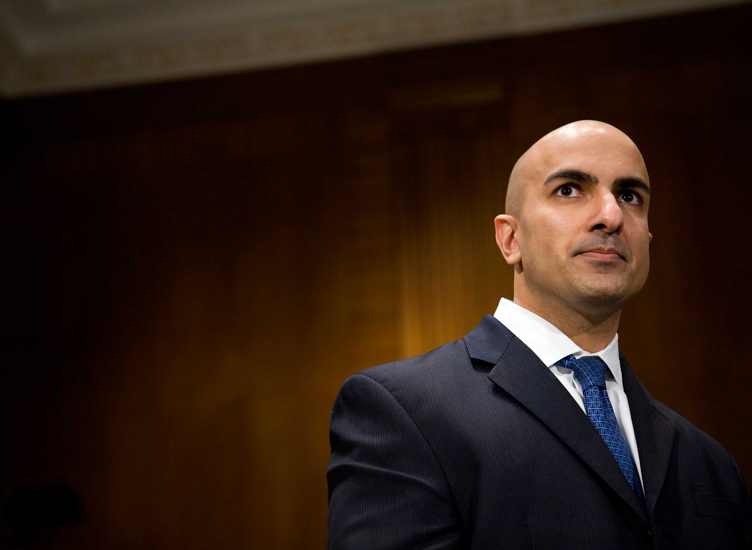 Neel Kashkari ran unsuccessfully as a Republican in the 2014 California gubernatorial election. As Assistant Secretary of the Treasury for Financial Stability from 2008 to 2009, he oversaw the country's response to the 2008 financial crisis.