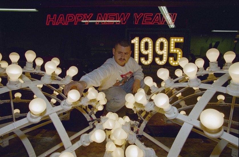 New Years Ball 1994