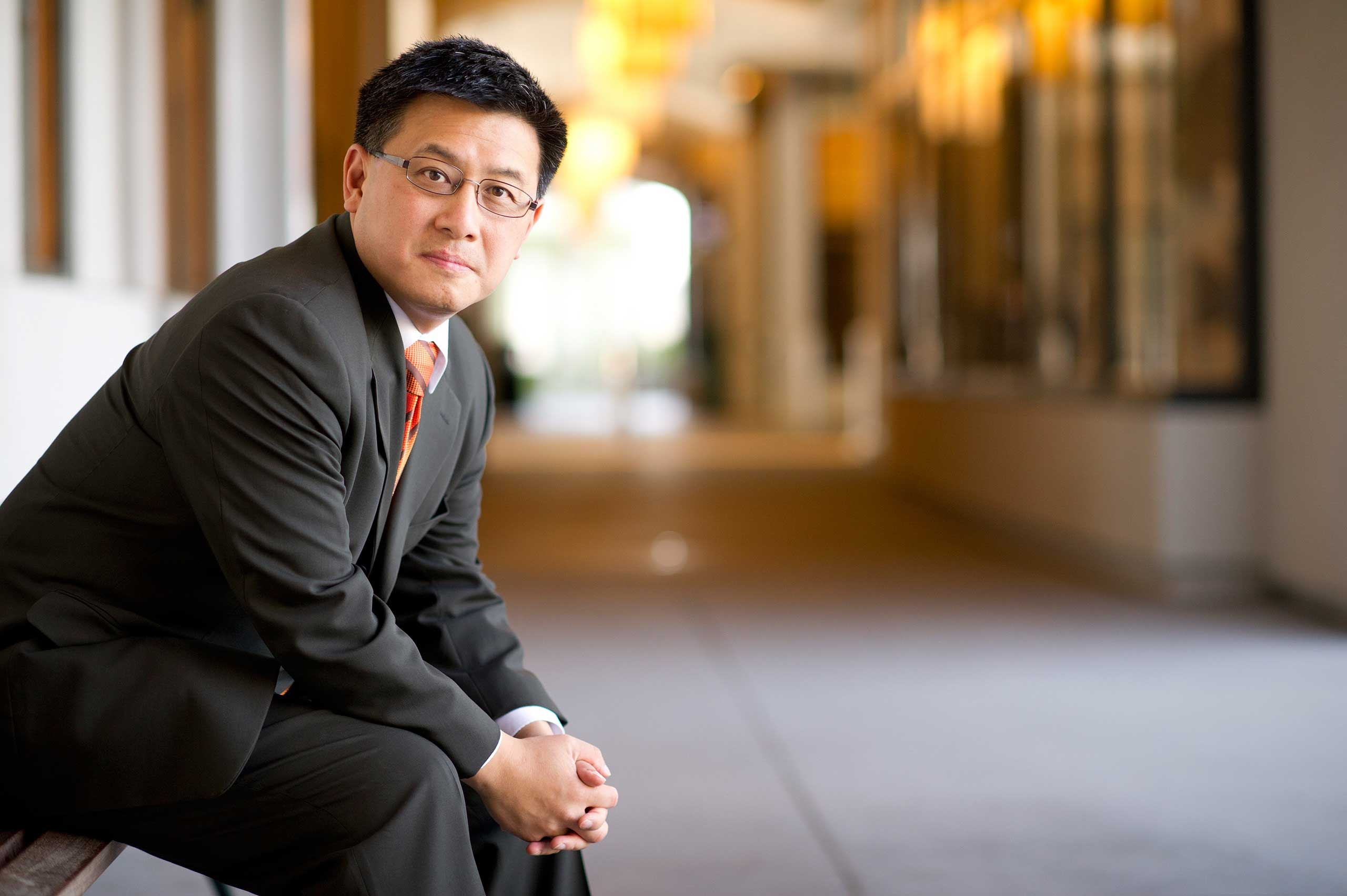 John Chiang is the California State Controller.