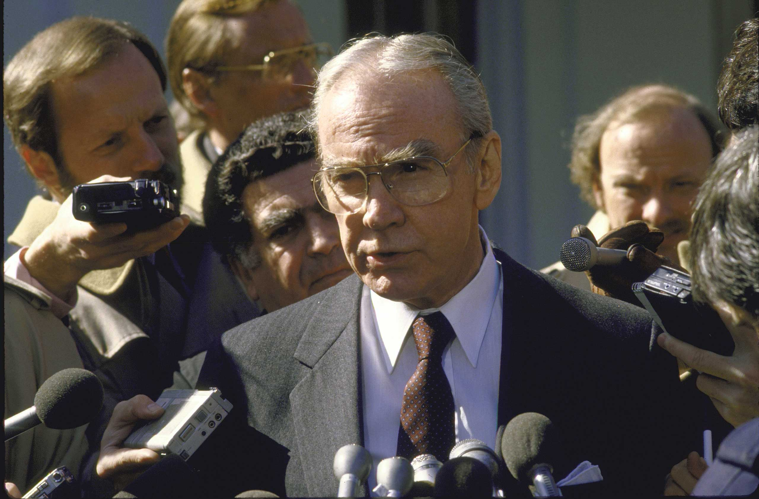 In 1989, Rep. Jim Wright (D-Texas) became the first House Speaker to resign over scandal.  He abdicated his post after a yearlong ethics investigation found he had accepted improper gifts and mishandled his speaking profits, among other finance violations.